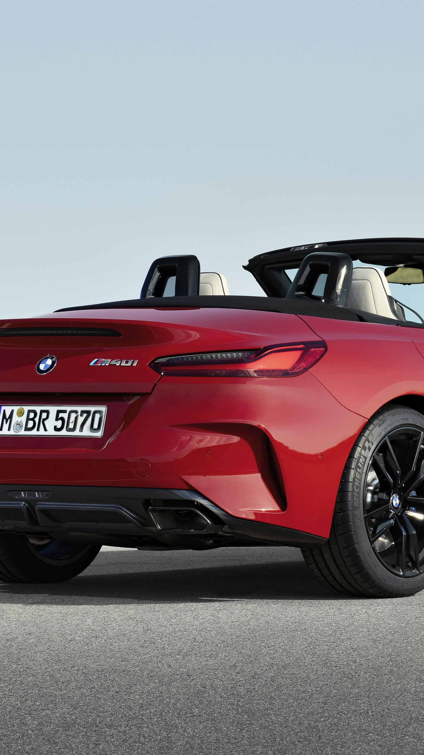 Wallpaper BMW Z4 M40i First Edition, 2019 Cars, Sports Car