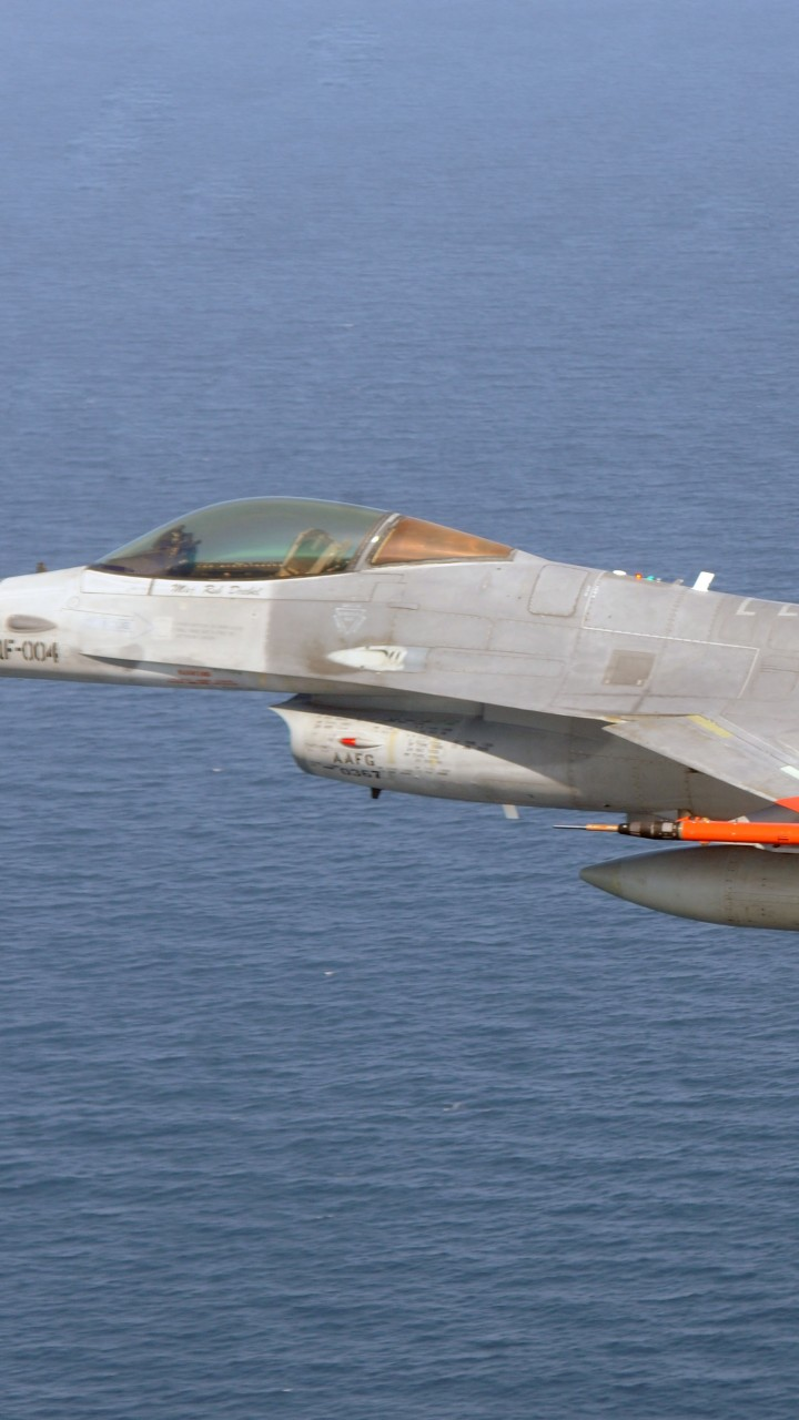 Textron Scorpion Jet News: Wallpaper Boeing QF-16, USA Army, Fighter Aircraft, Air