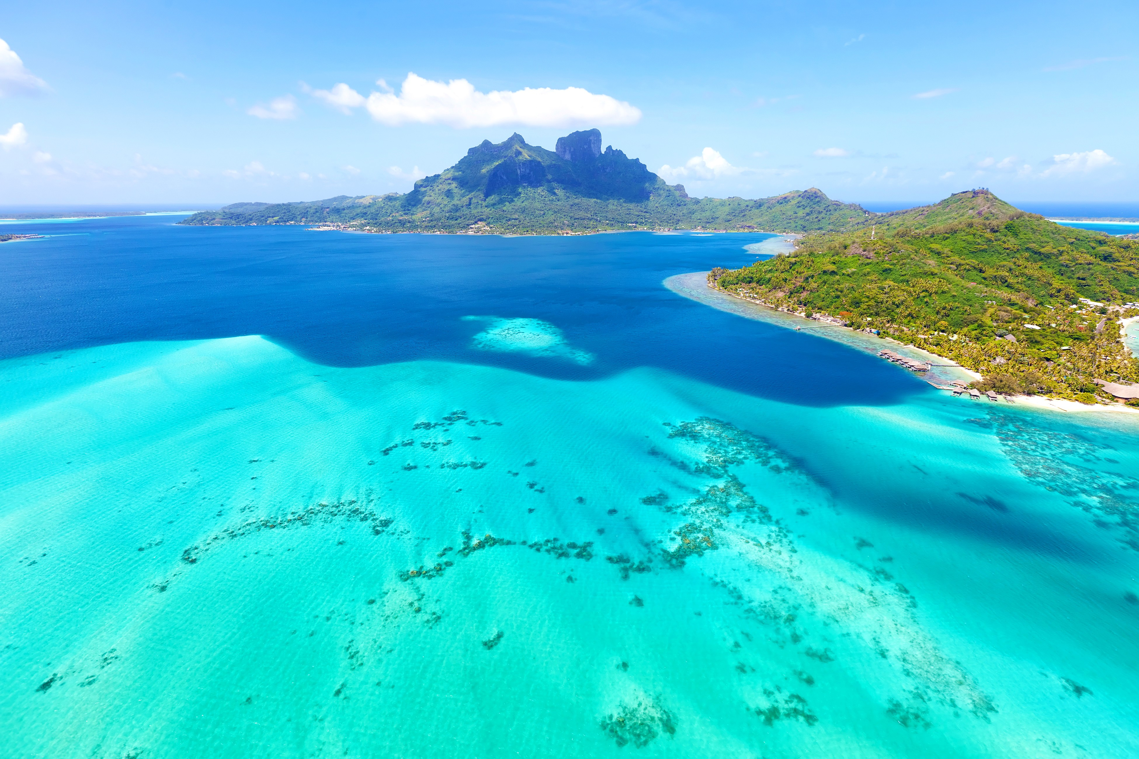 Bora bora wallpaper nature water bora bora france for Best wallpaper in the world
