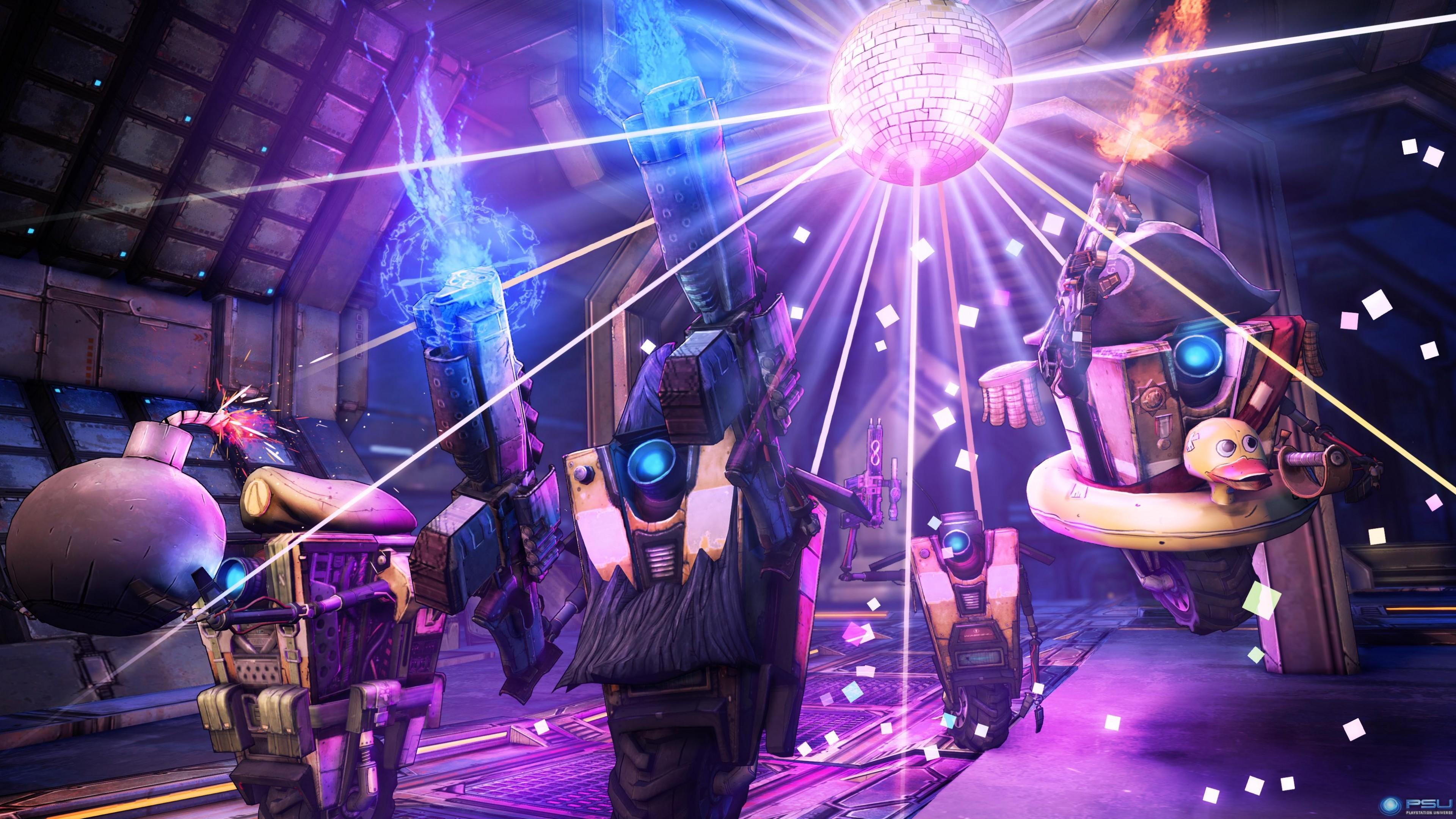 Wallpaper Borderlands The Pre Sequel Best Games 2015 Game