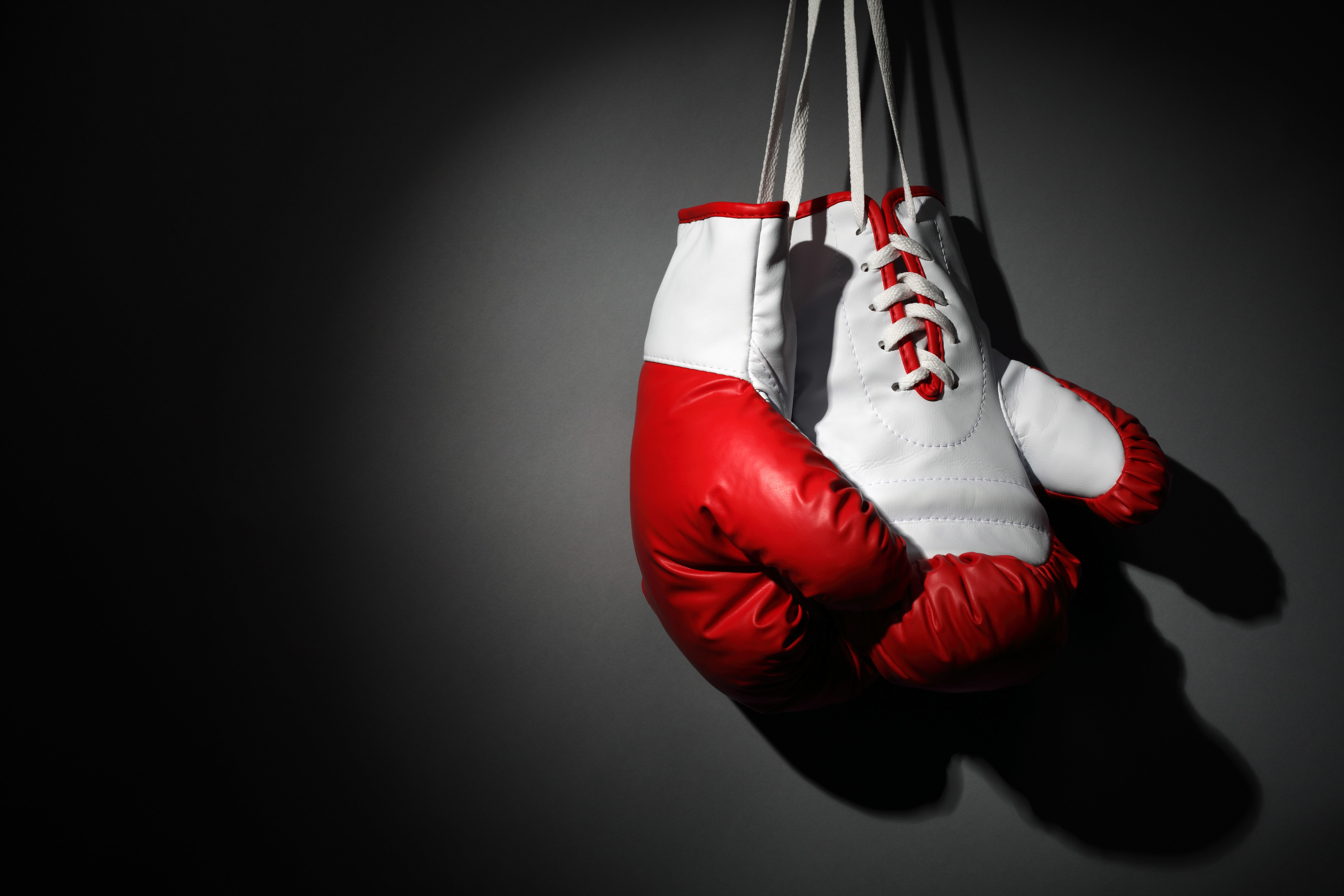 Wallpaper Boxing gloves, red, white, boxing, Sport #11067 Boxing Wallpaper Hd