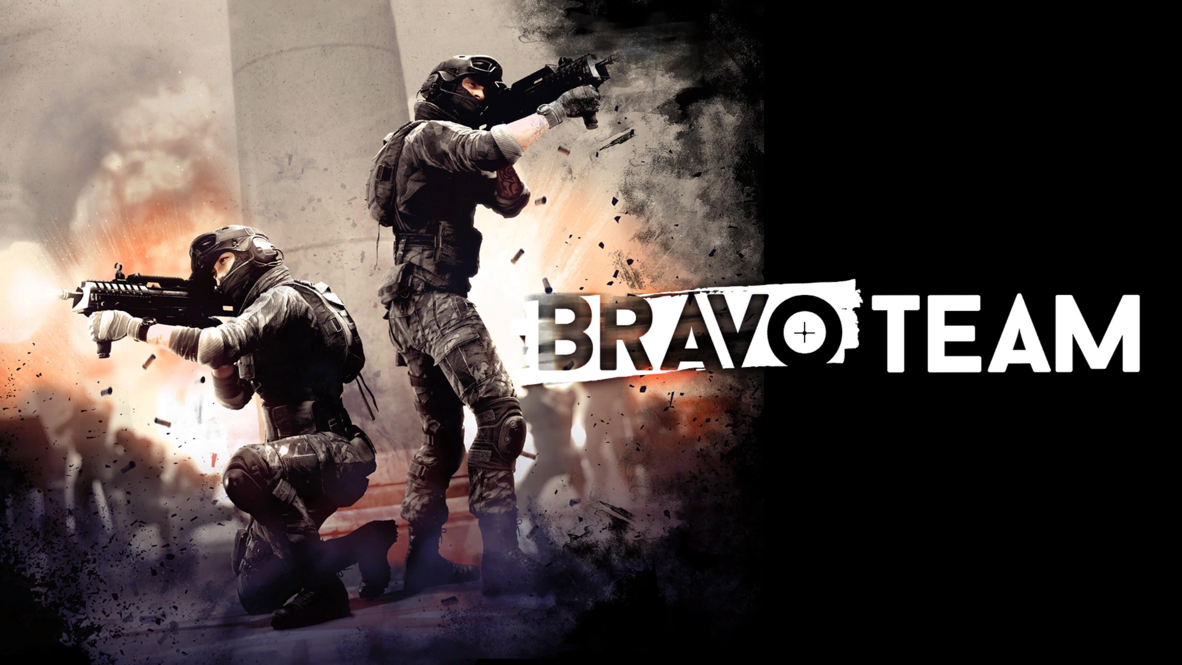 Wallpaper Bravo Team Poster Vr 4k Games 17751