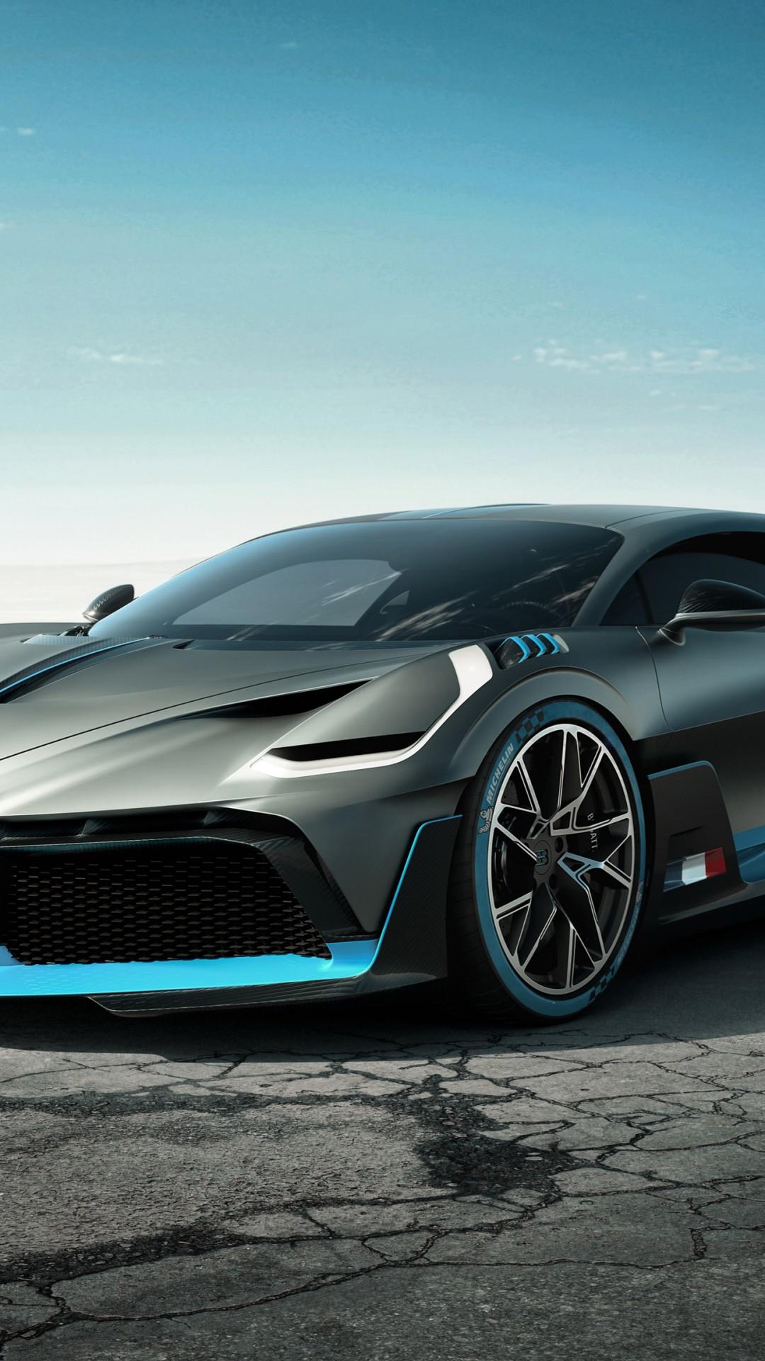 Wallpaper Bugatti Divo 2019 Cars