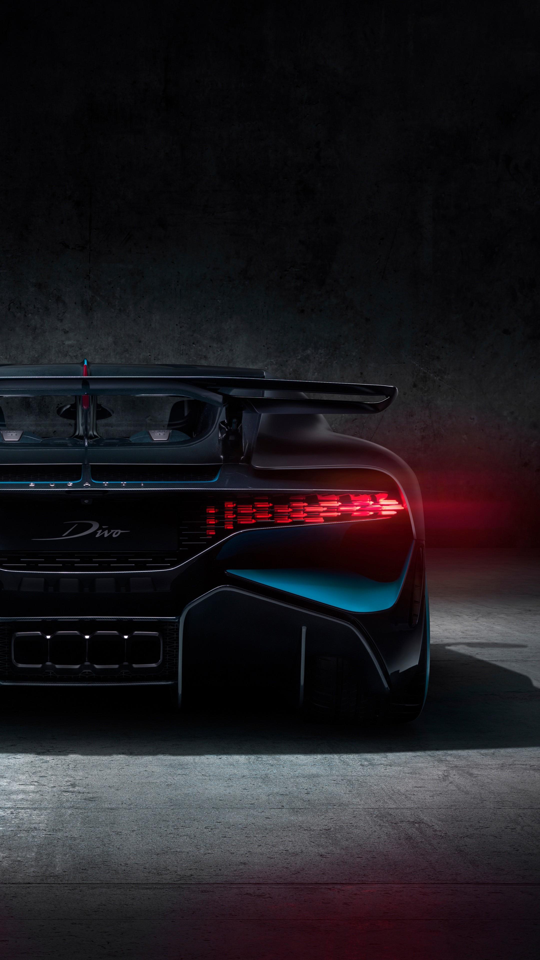 Wallpaper Bugatti Divo 2019 Cars Supercar 4k Cars
