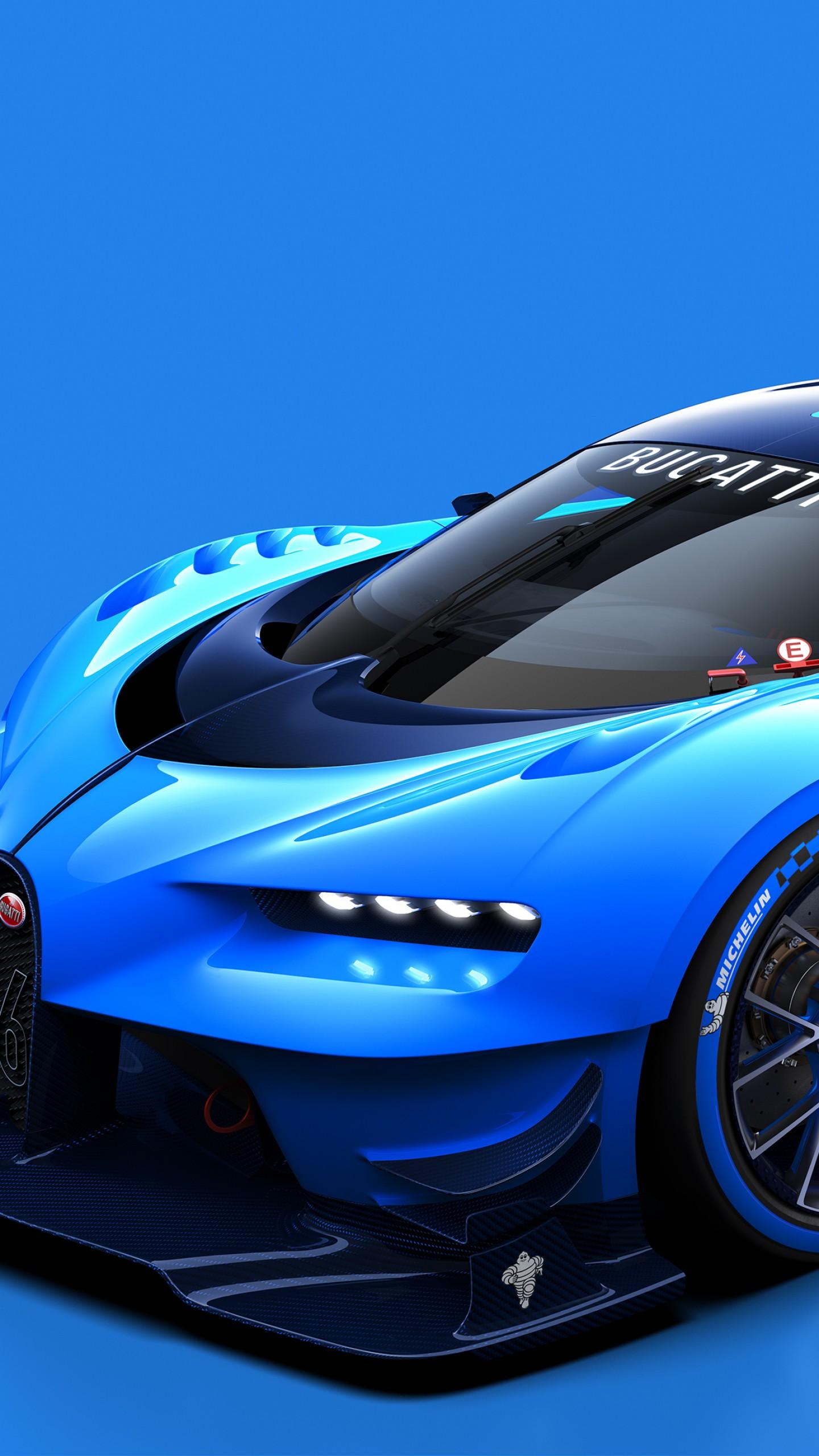 Wallpaper Bugatti Vision Gran Turismo Bugatti Grand