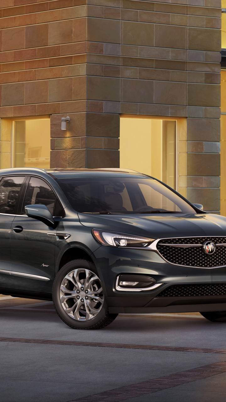 Wallpaper Buick Enclave, crossover, 2017 New York Auto ...