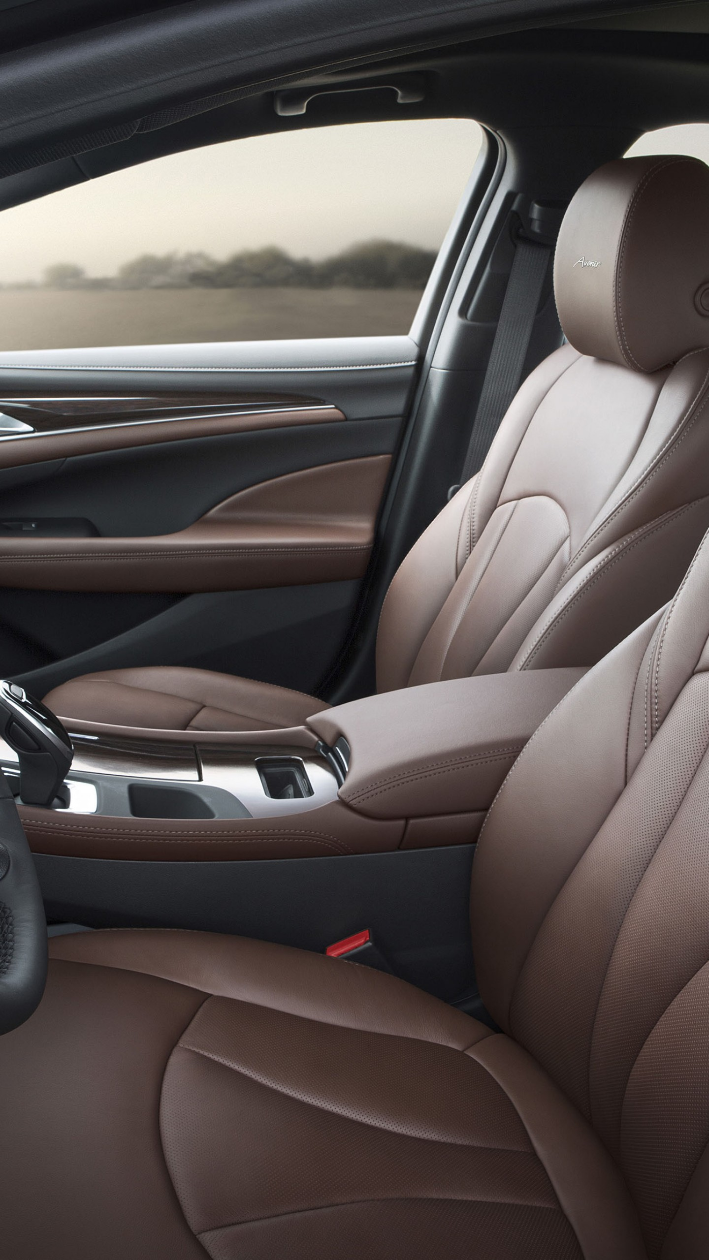 Wallpaper Buick LaCrosse Avenir, interior, 2018 Cars, 4k ...
