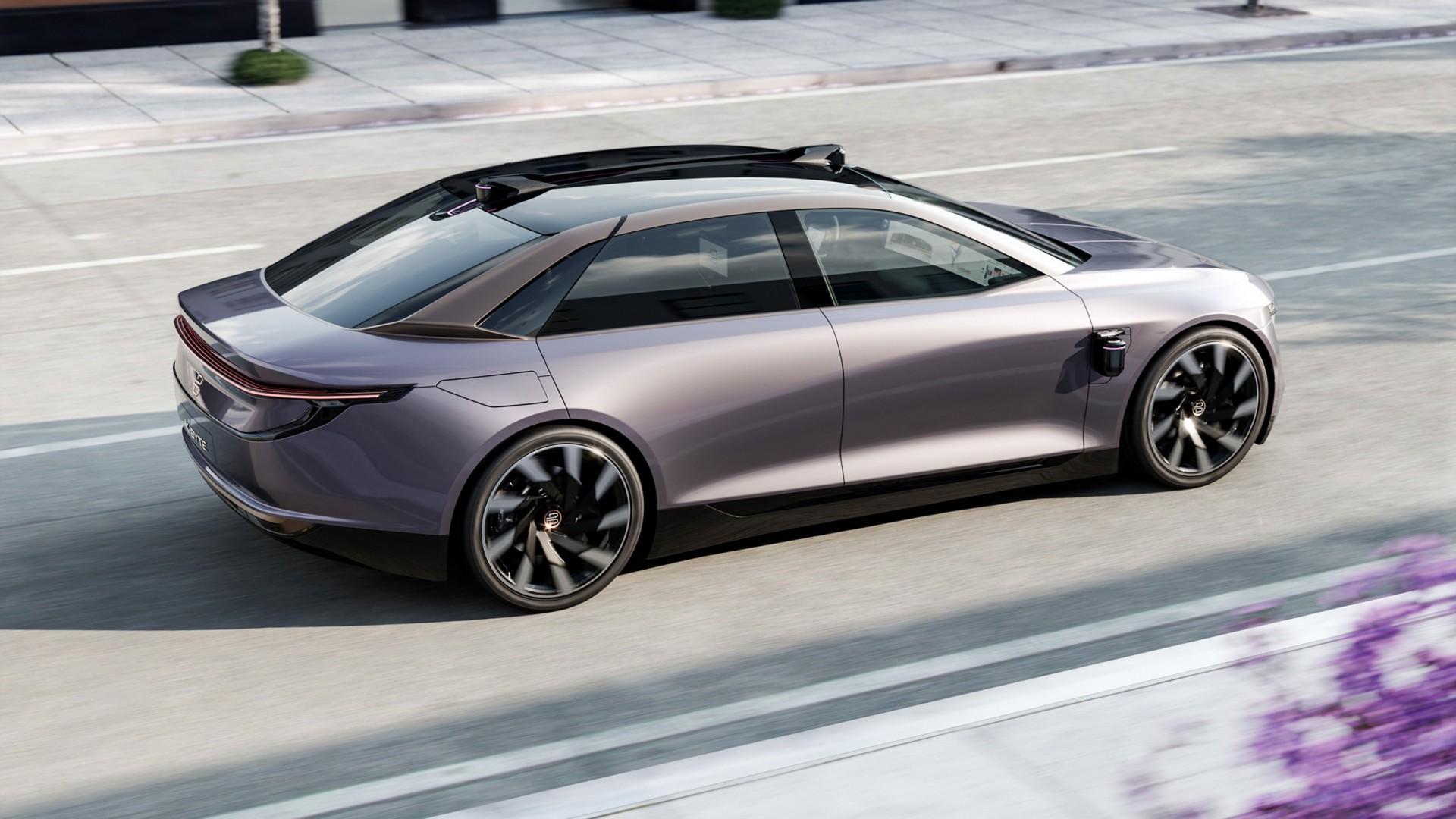 Wallpaper Byton K-Byte Concept, electric car, 2018 Cars ...