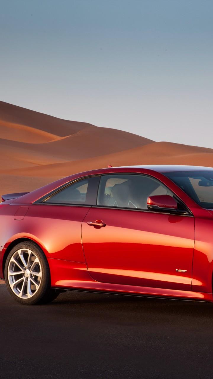 Wallpaper Cadillac ATS-V, concept, sports car, Frankfurt ...