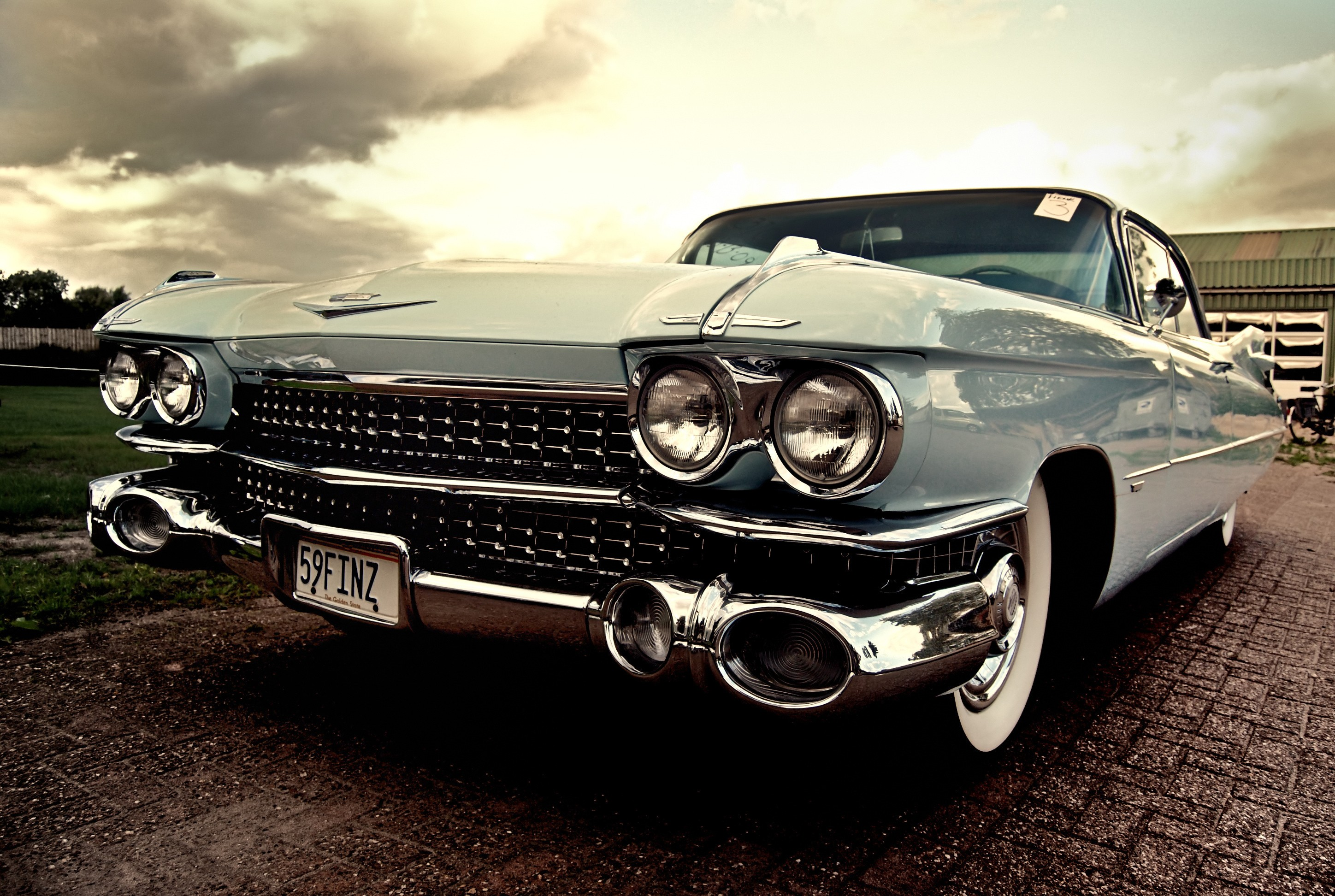 Classic Cars Hd Wallpapers 4k: Wallpaper Cadillac Eldorado Biarritz, HD, 4k, Swiss