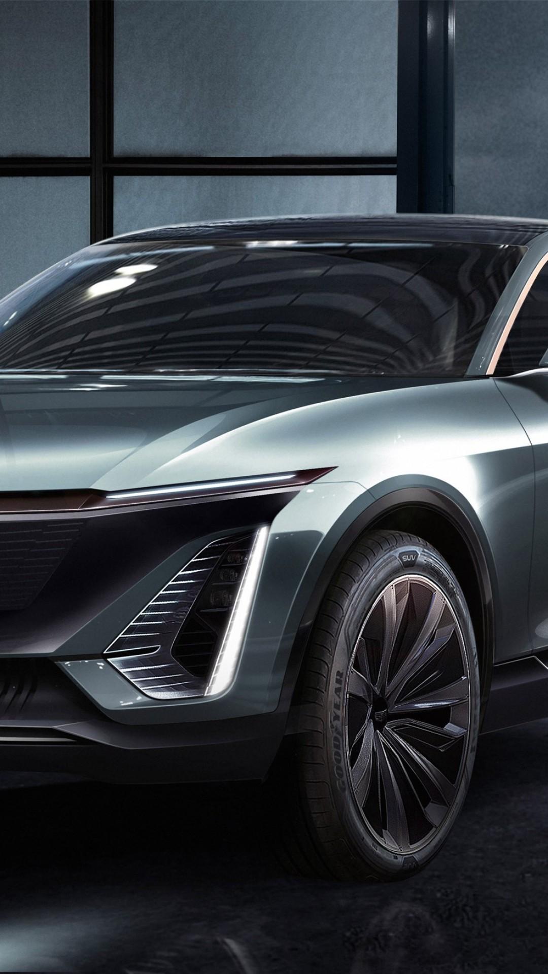 Wallpaper Cadillac Ev Suv 2019 Cars 2019 Detroit Auto