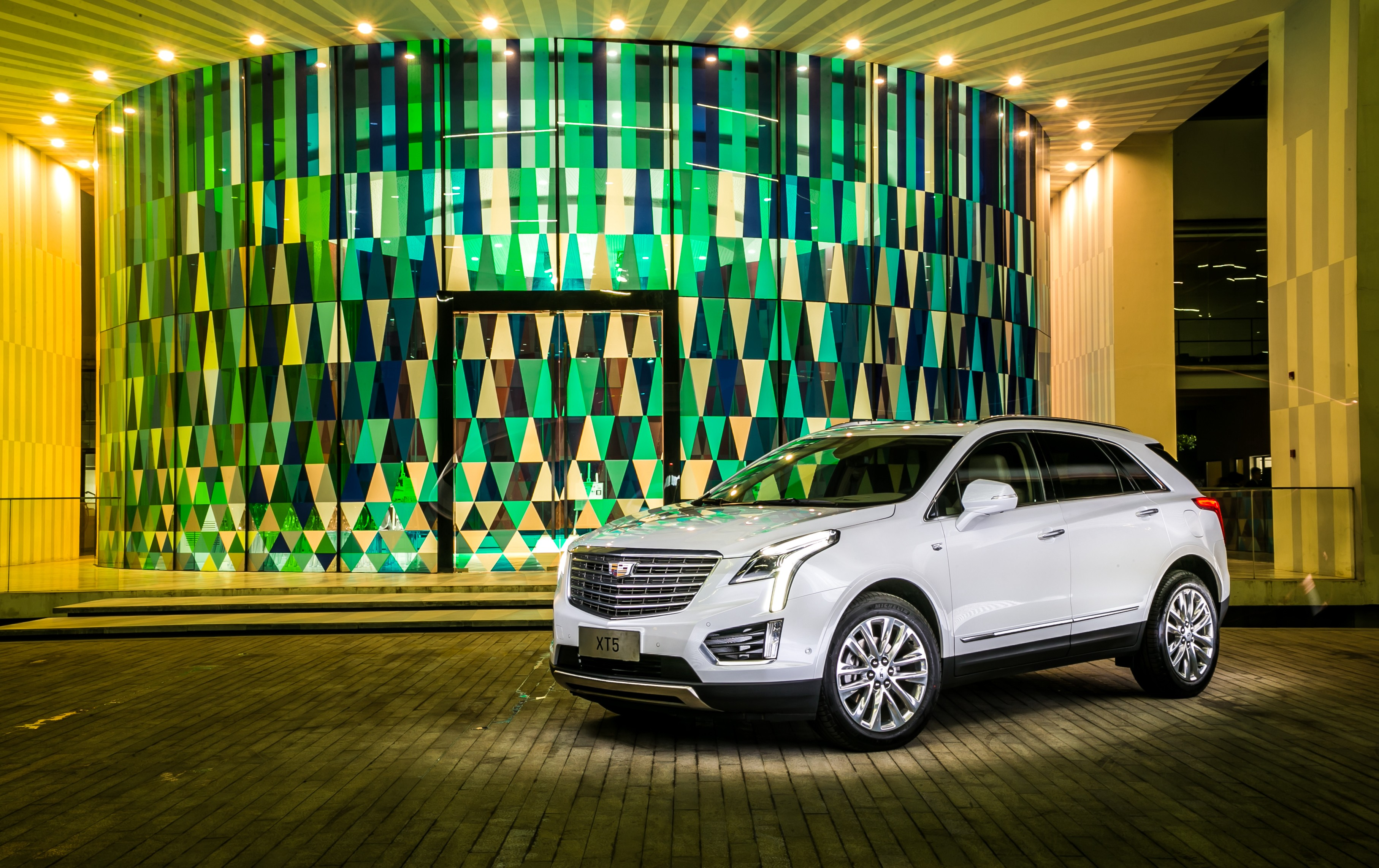 srx start tour youtube review crossover watch cadillac and up