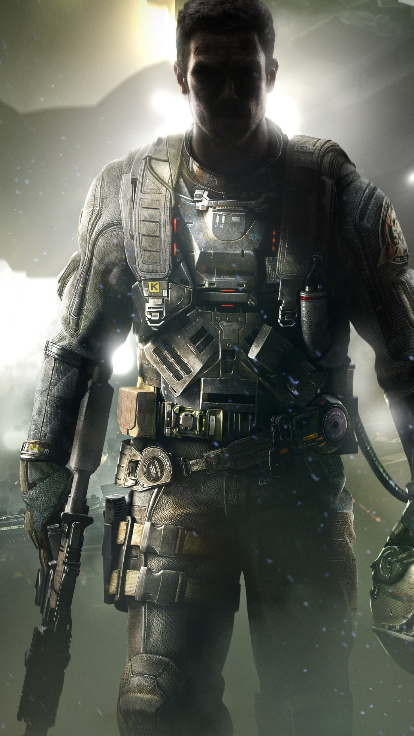 Wallpaper Call Of Duty Infinite Warfare Shooter Pc Ps 4 Xbox