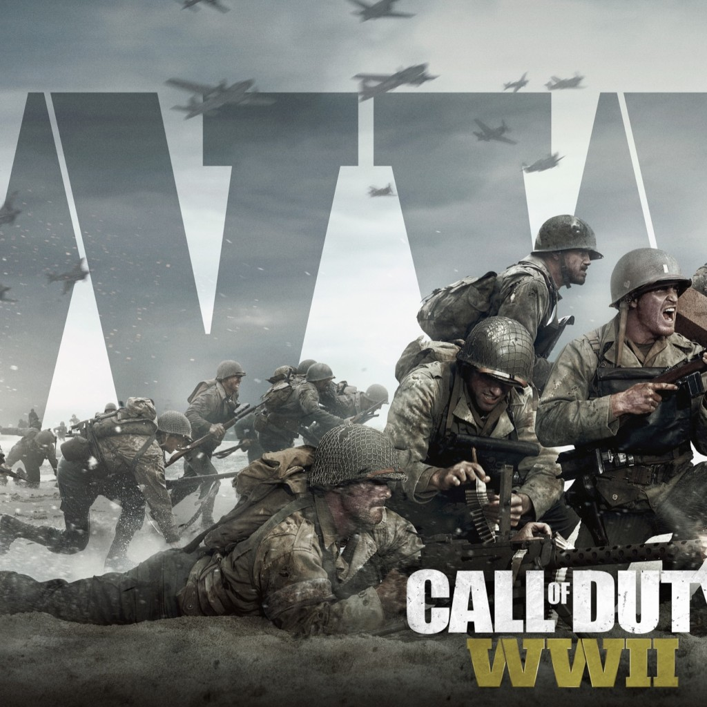wallpaper call of duty: ww2, 4k, 5k, poster, e3 2017, games #13447