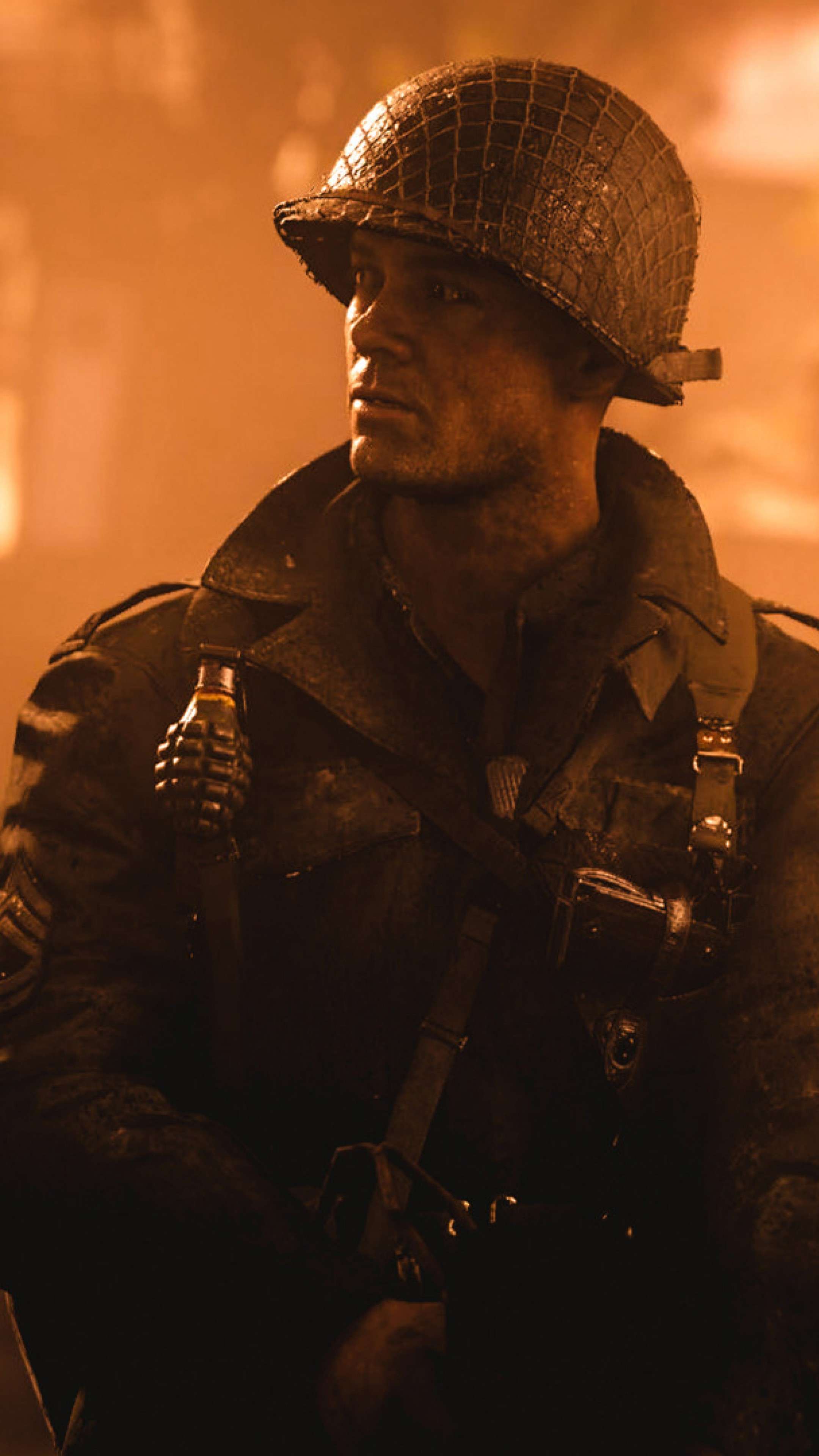 Wallpaper call of duty ww2 tokyo game show 2017 poster - Is cod ww2 4k ...