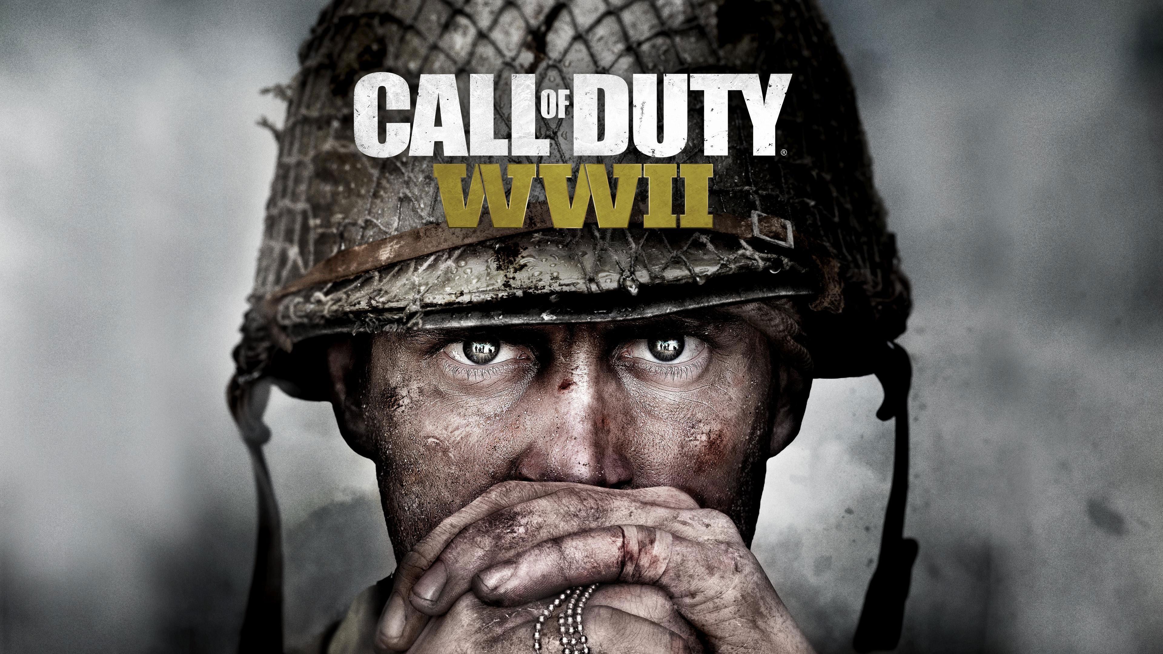 Call Of Duty Ww2 Wallpaper 4k