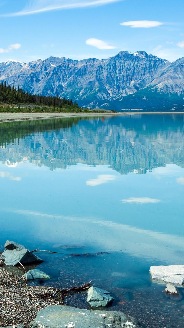 Wallpaper Canada 5k 4k Wallpaper Kluane Lake Yukon