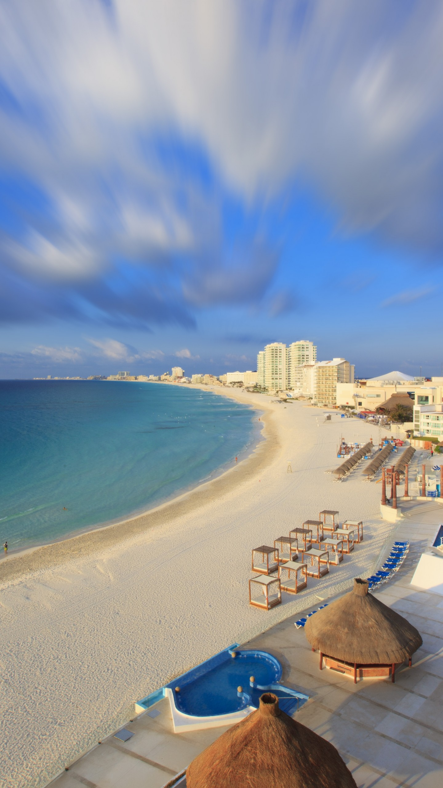 Wallpaper Cancun, Mexico, Best beaches of 2017, tourism ...