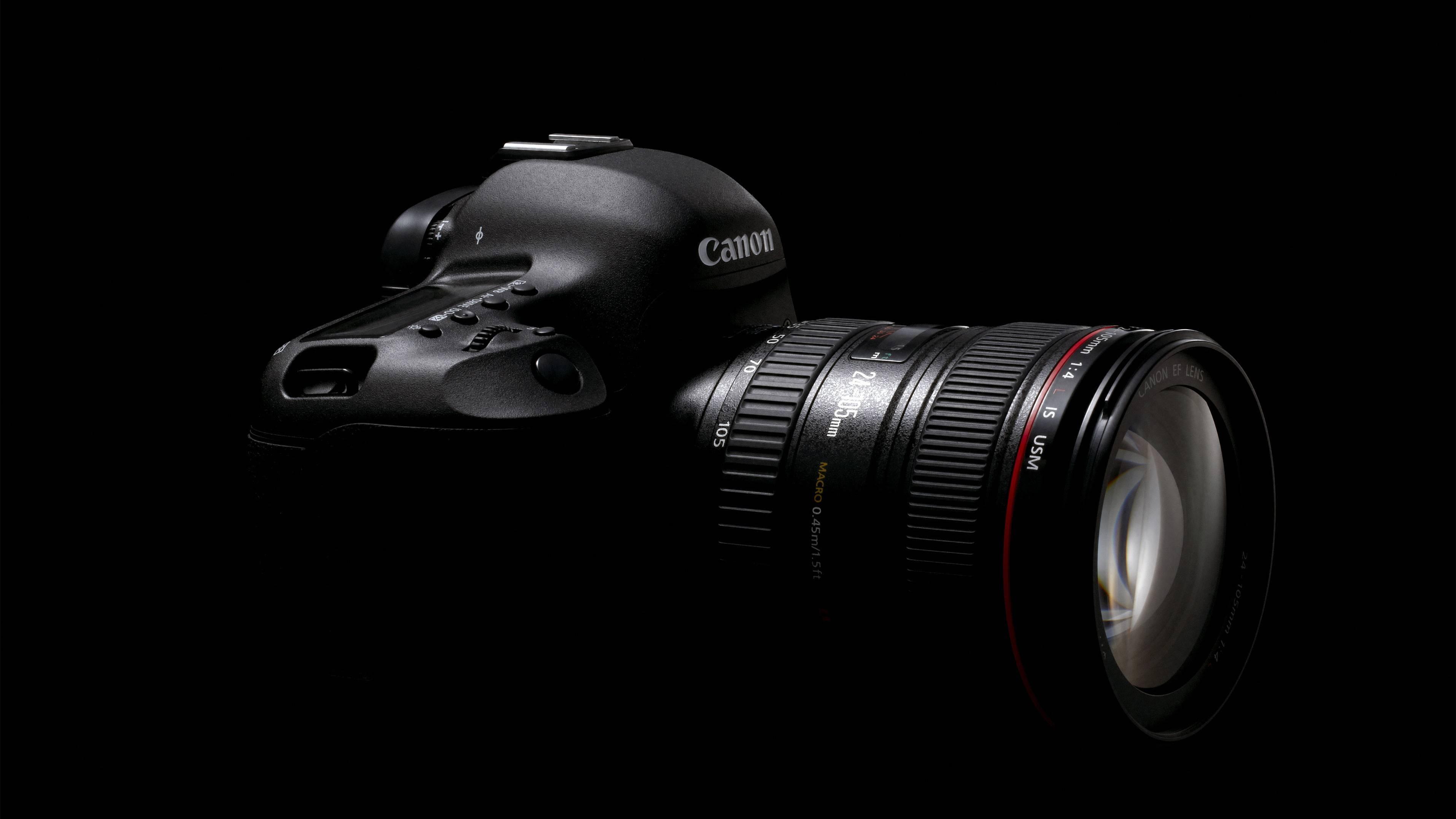 Wallpaper Canon EOS 5D Mark IV Review CES 2017 4k Video