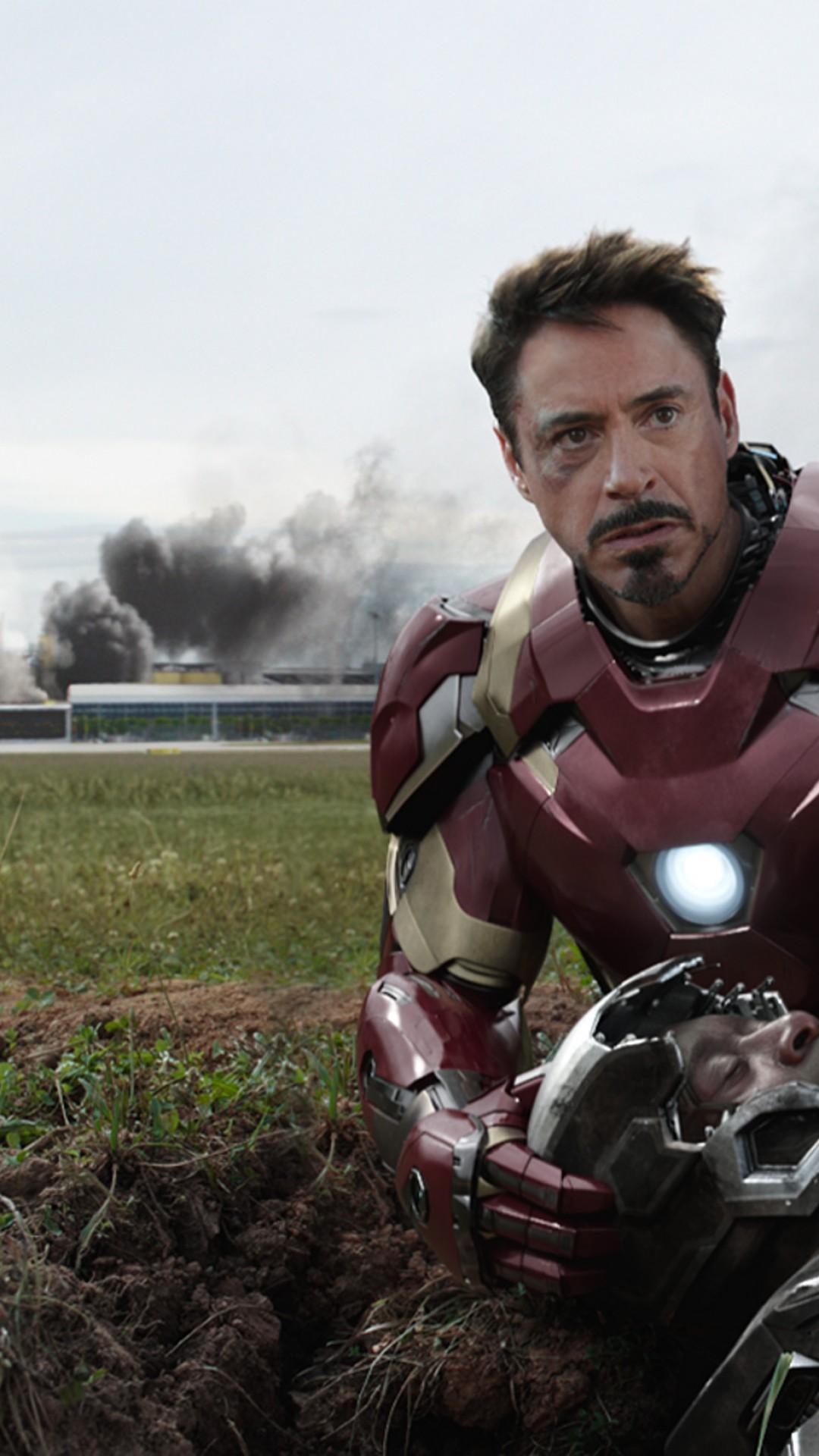 Wallpaper Captain America 3: civil war, Robert Downey, Jr ...