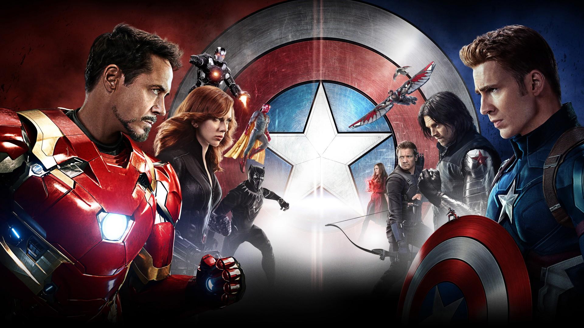 Wallpaper Captain Amer...