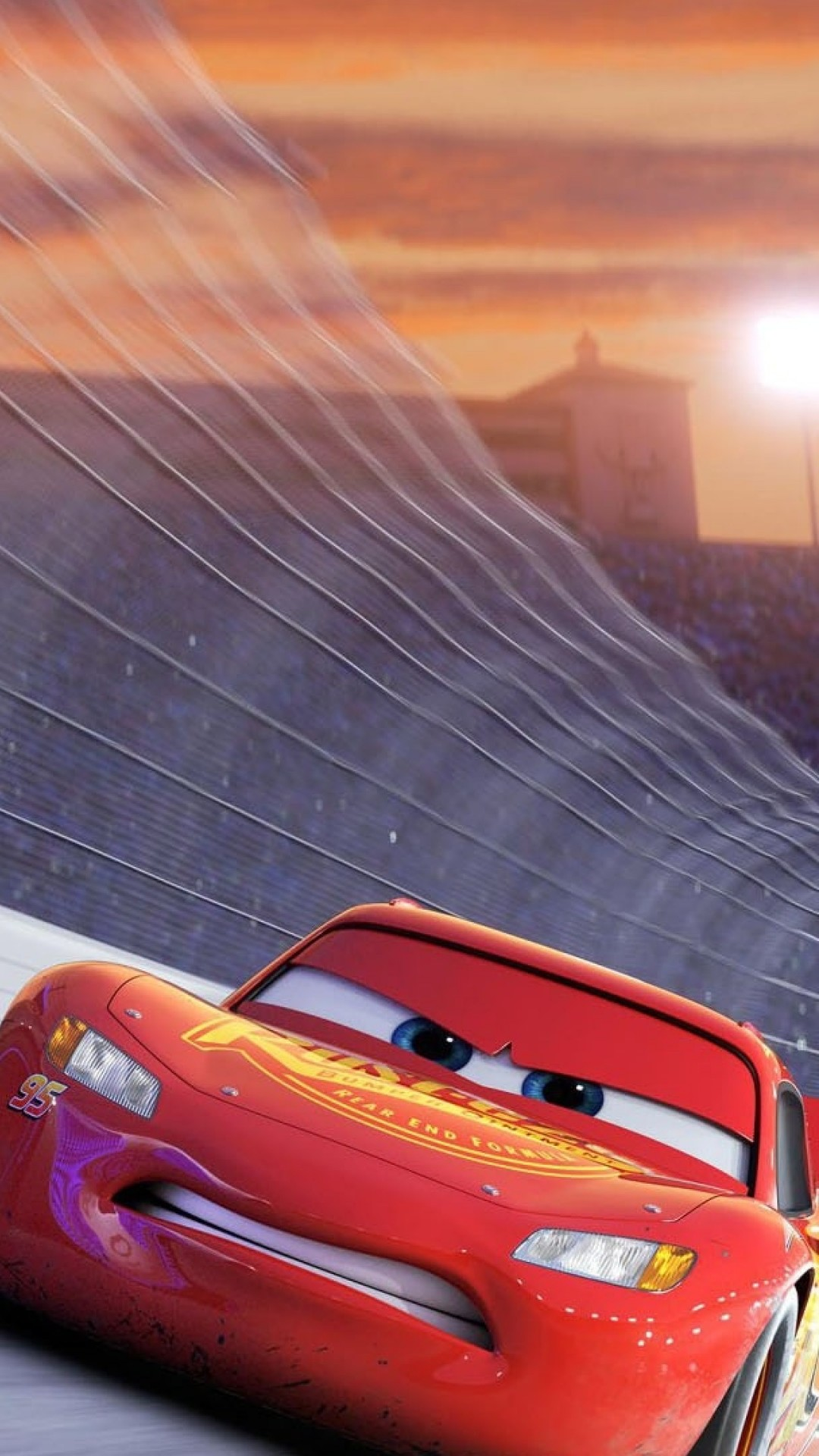 Wallpaper cars 3 4k lightning mcqueen poster movies 13674 - Cars 3 wallpaper ...