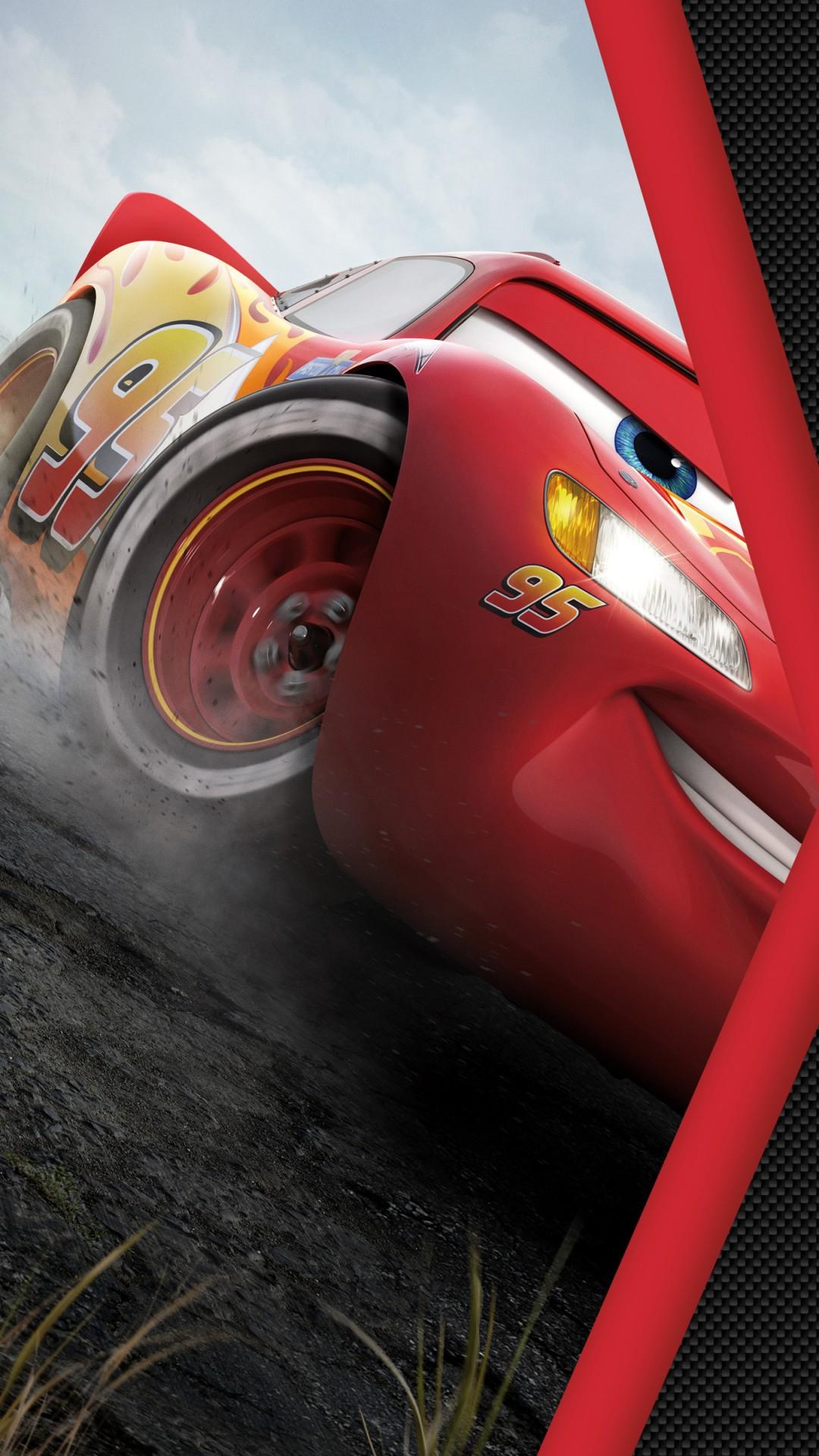 wallpaper cars 3 4k lightning mcqueen poster 14172