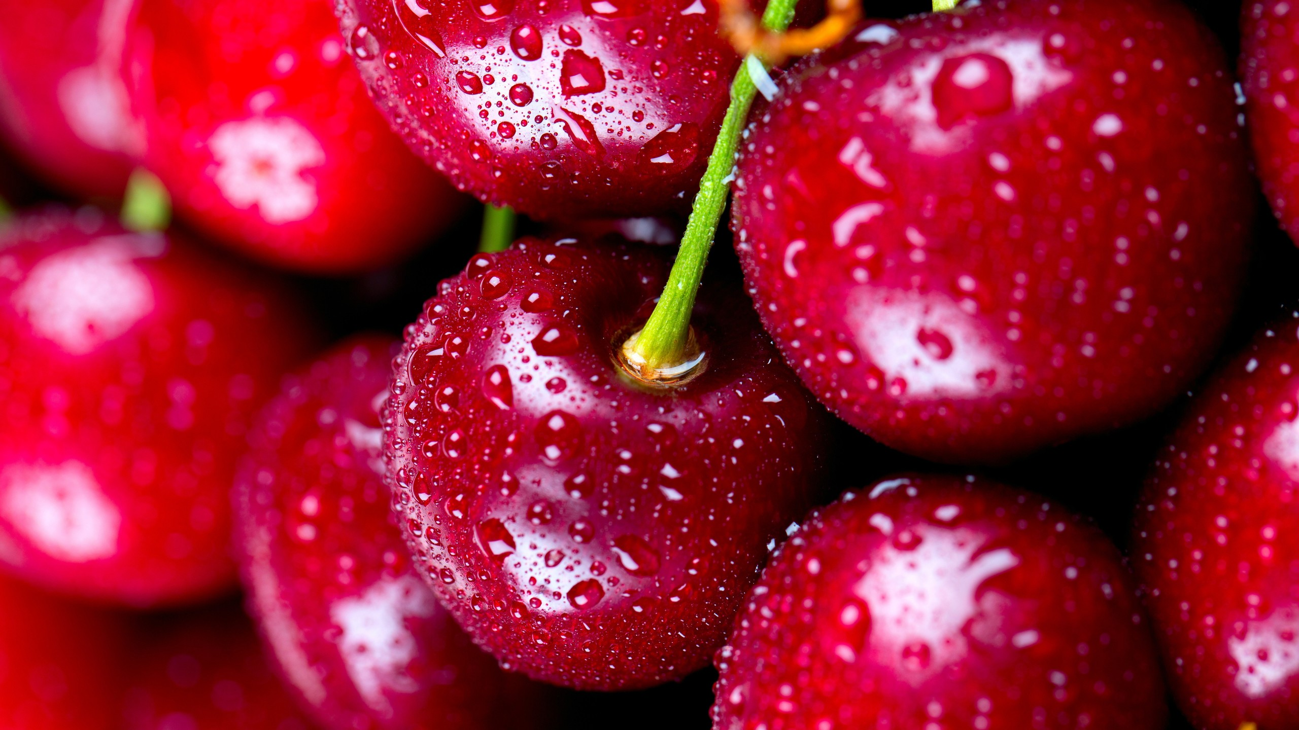 Wallpaper Cherries Delicious 4k Food 15366