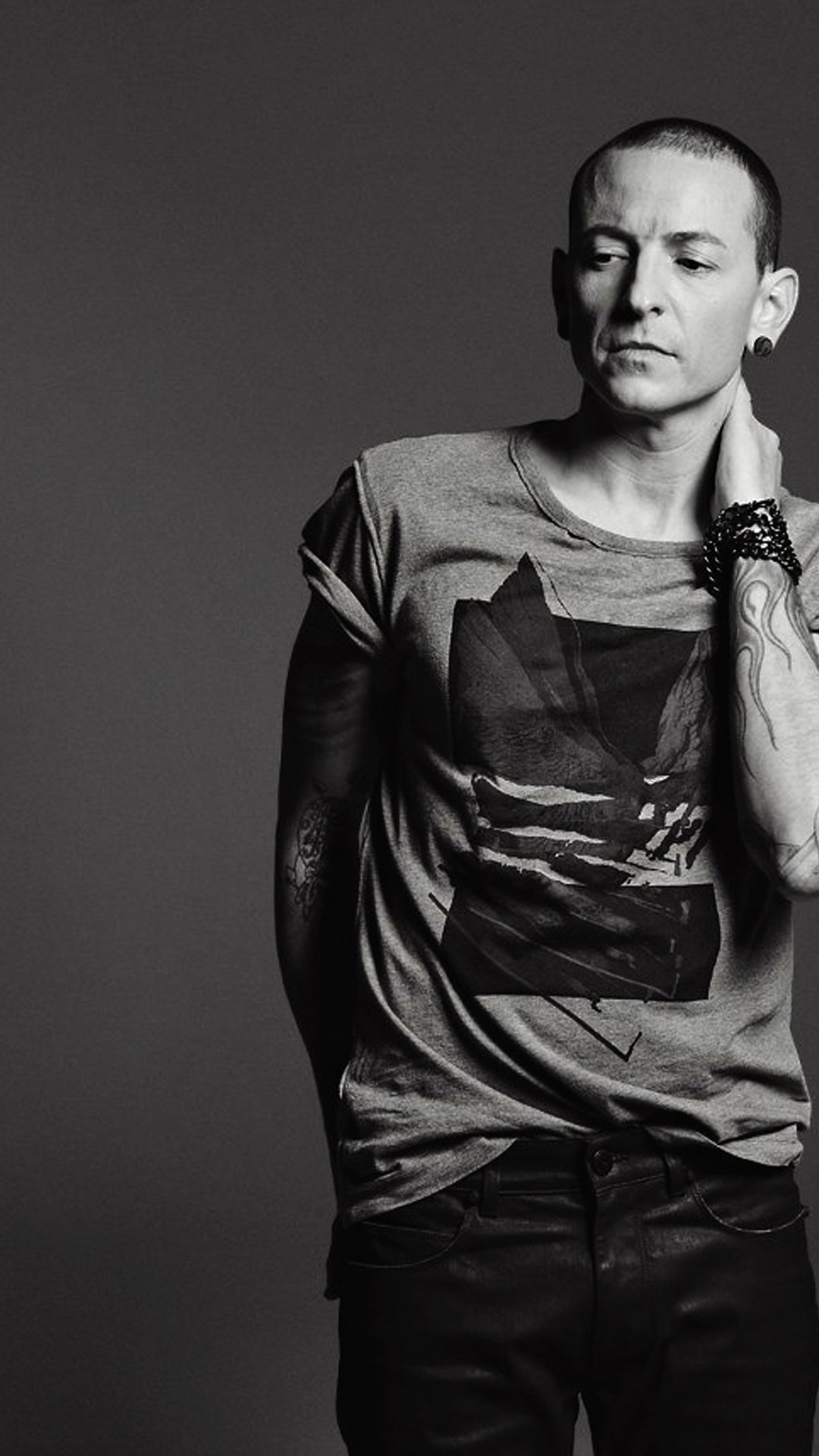 Wallpaper Chester Bennington Photo 5k Celebrities 14733
