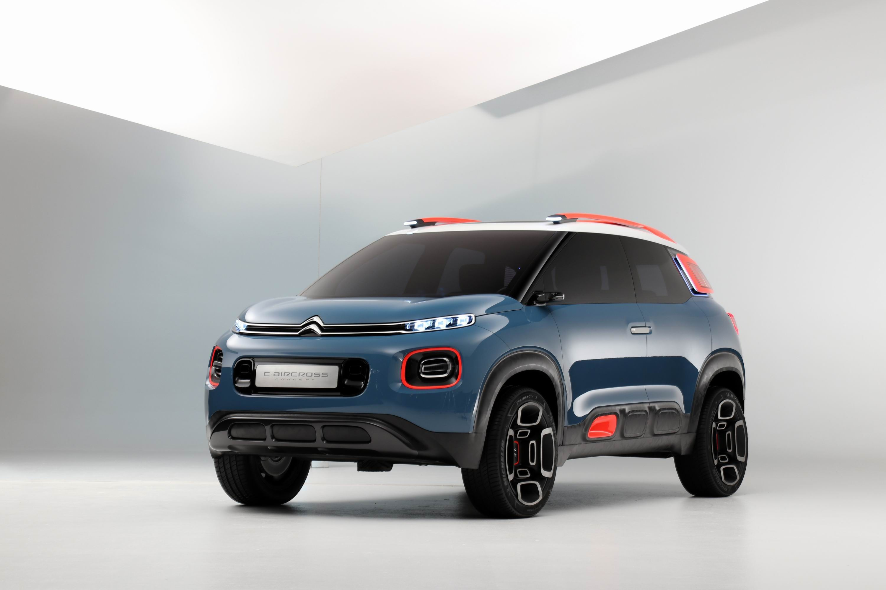 wallpaper citroen c5 aircross shanghai auto show 2017 concept blue cars bikes 13395. Black Bedroom Furniture Sets. Home Design Ideas