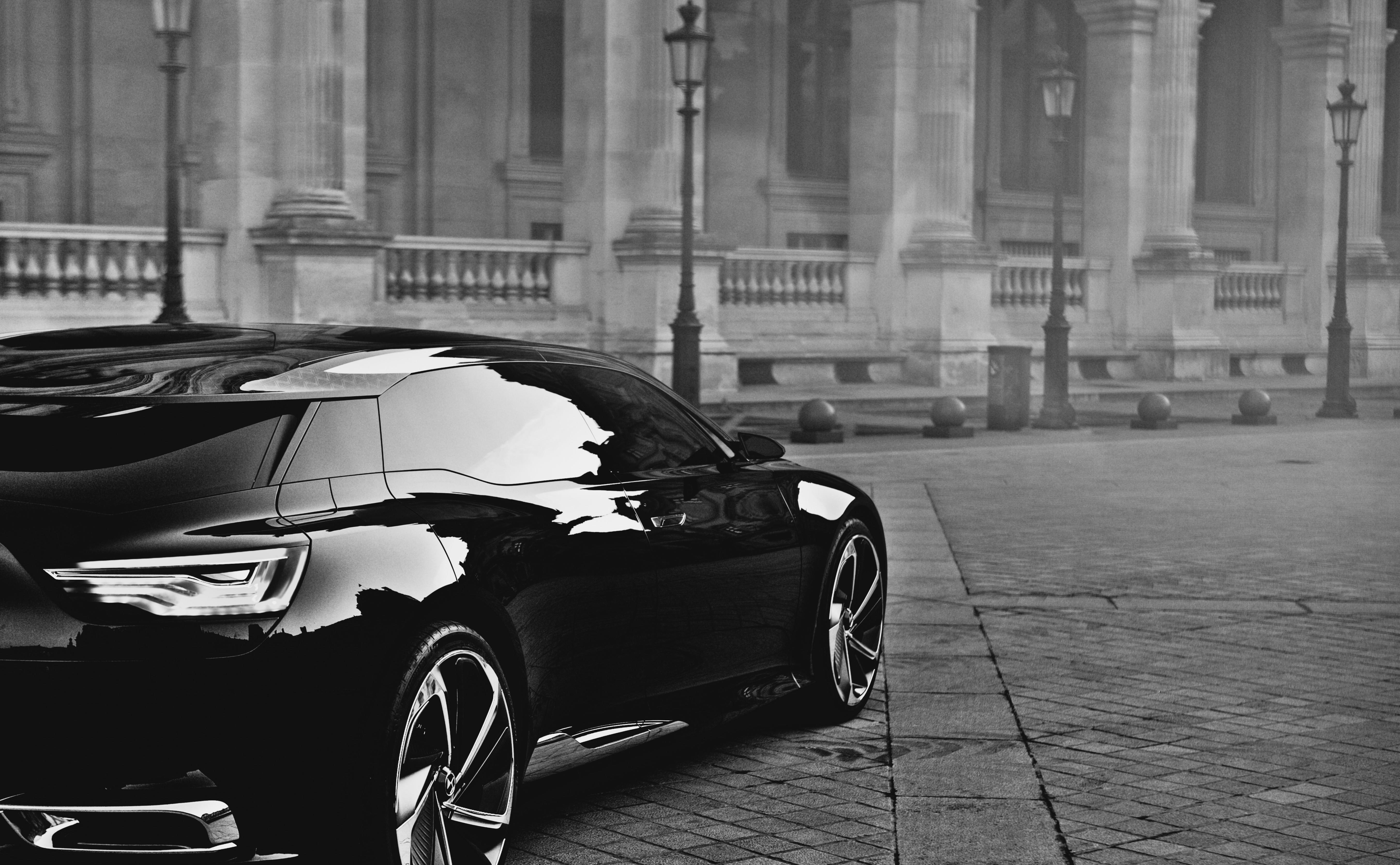 Luxury Vehicle: Wallpaper Citroen DS9, Supercar, NUMERO 9, Concept, Luxury