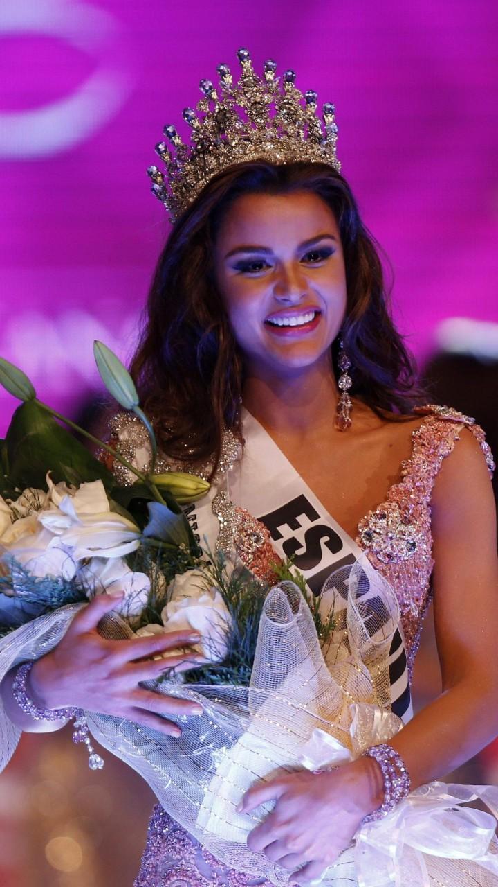 Wallpaper Clarissa Molina, Miss universe 2015, Miss ...