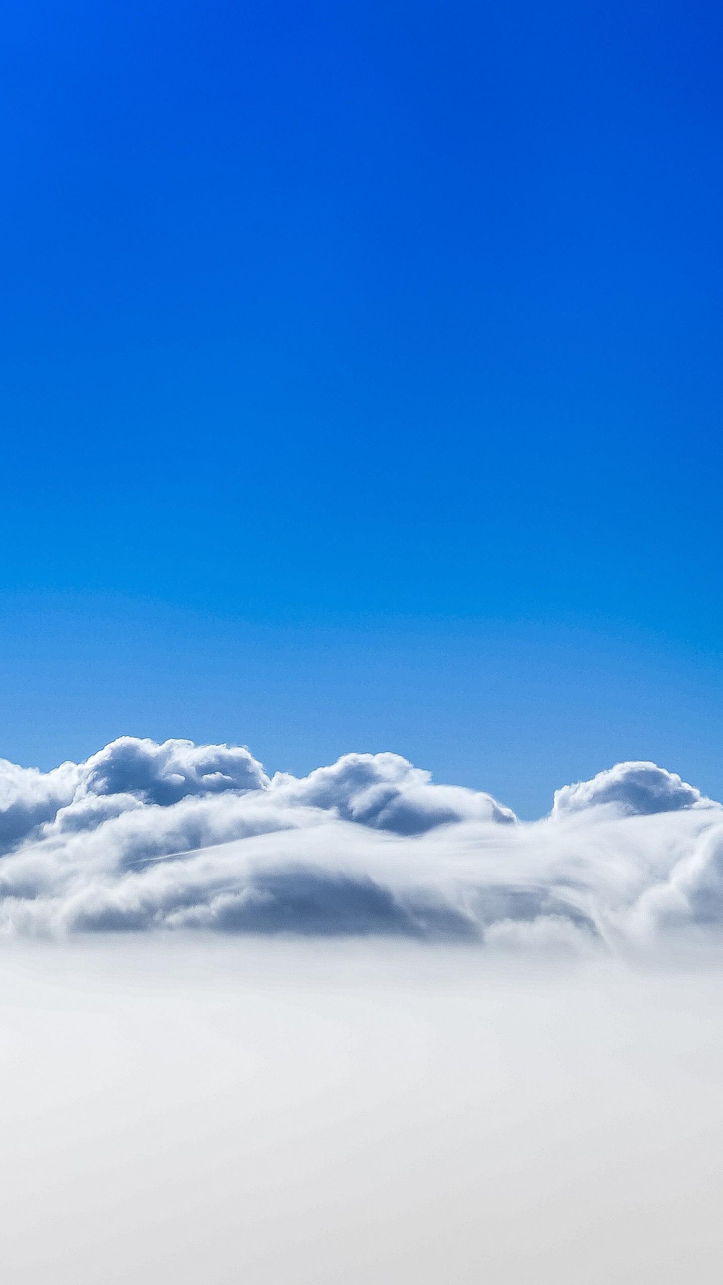Wallpaper Clouds Sky 4k Nature 16103