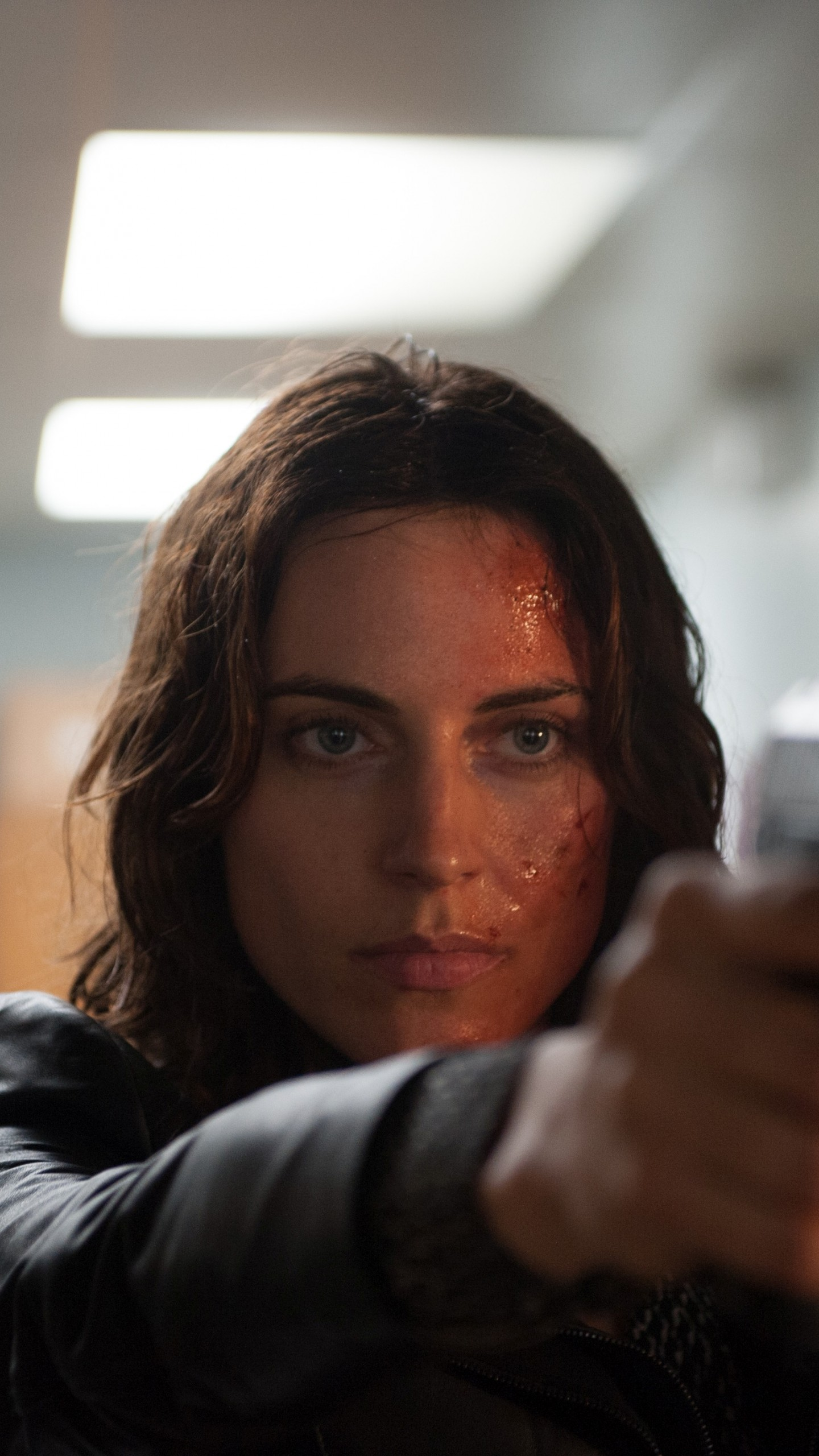 Wallpaper Criminal Antje Traue Best Movies Of 2016