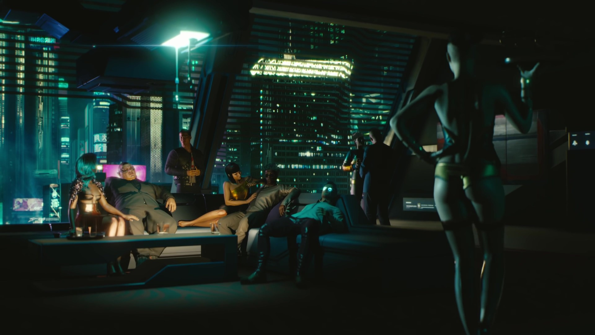 wallpaper cyberpunk 2077  e3 2018  screenshot  4k  games