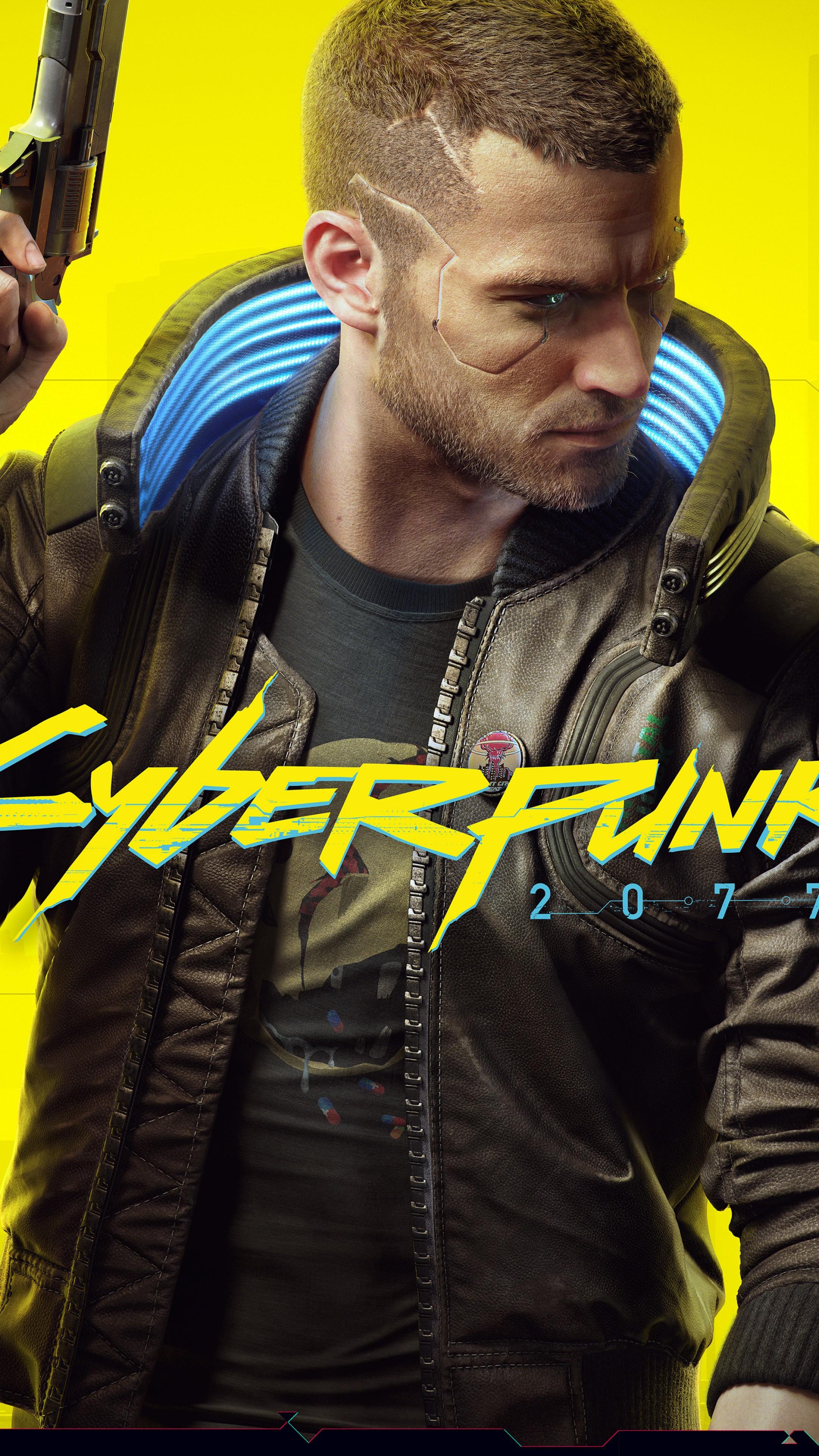Wallpaper Cyberpunk 2077 E3 2019 Poster 5k Games 21699