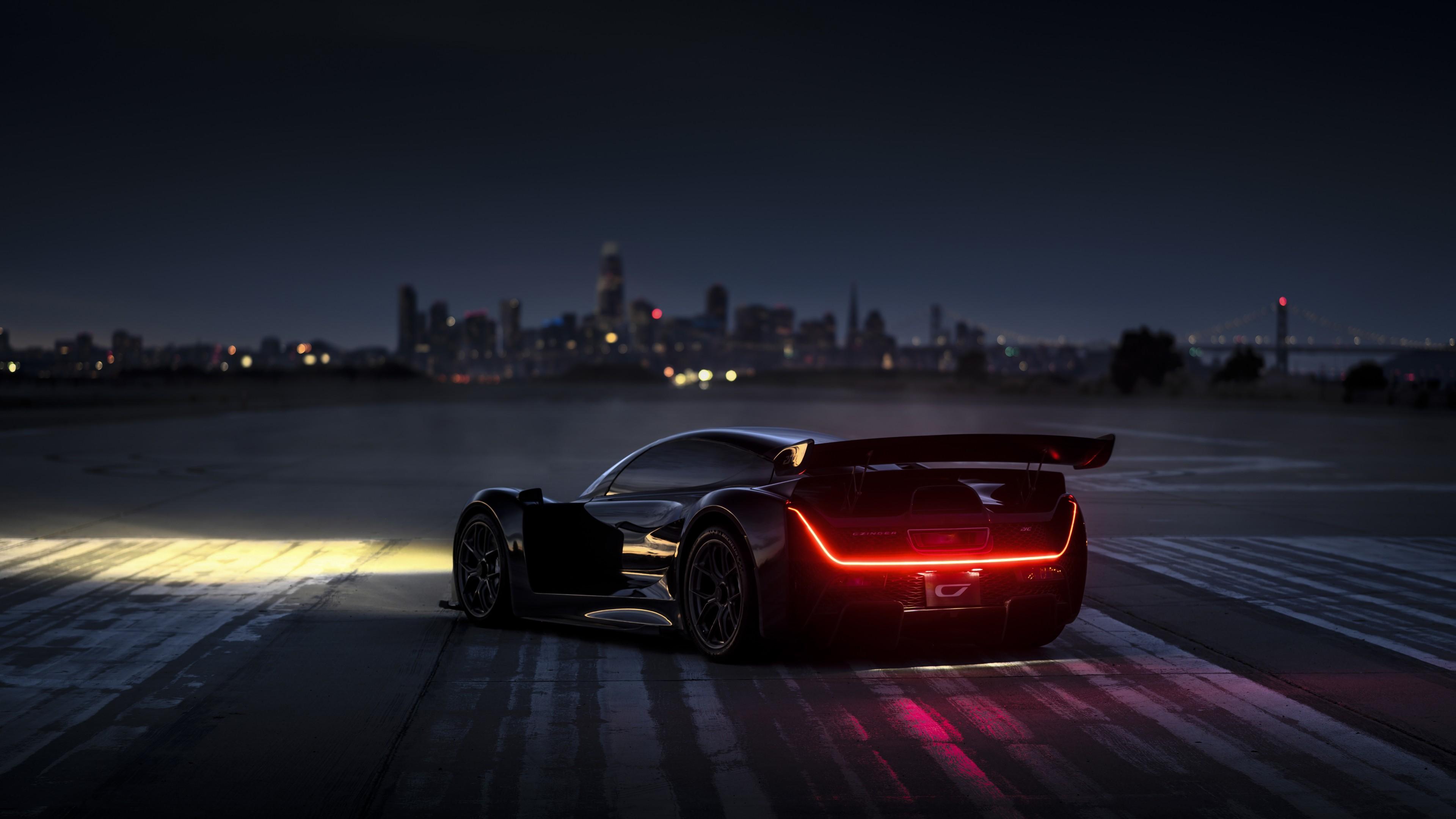 Wallpaper Czinger 21C, supercar, luxury cars, 2020 cars ...