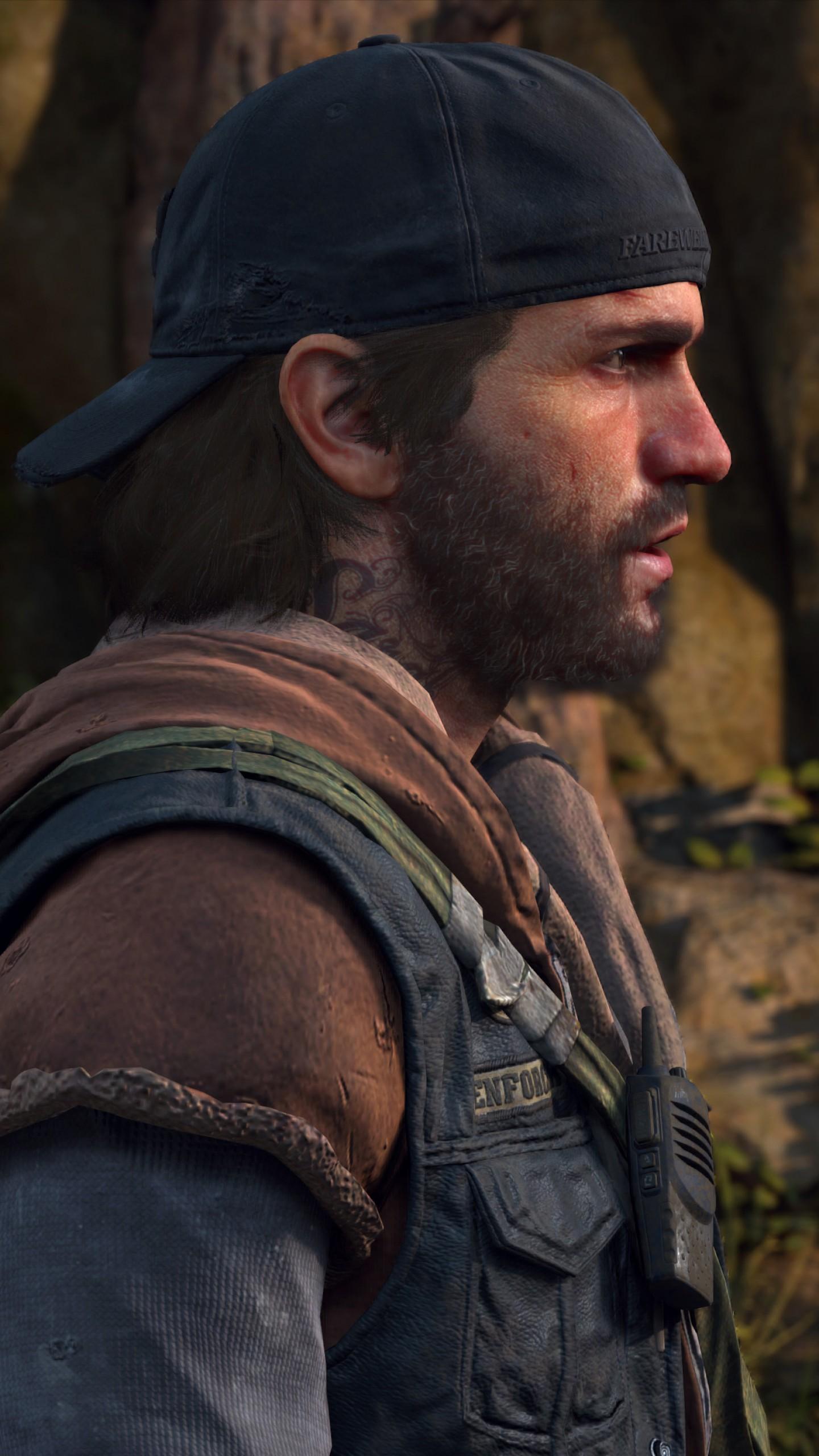 Wallpaper Days Gone, E3 2018, screenshot, 4K, Games #19013