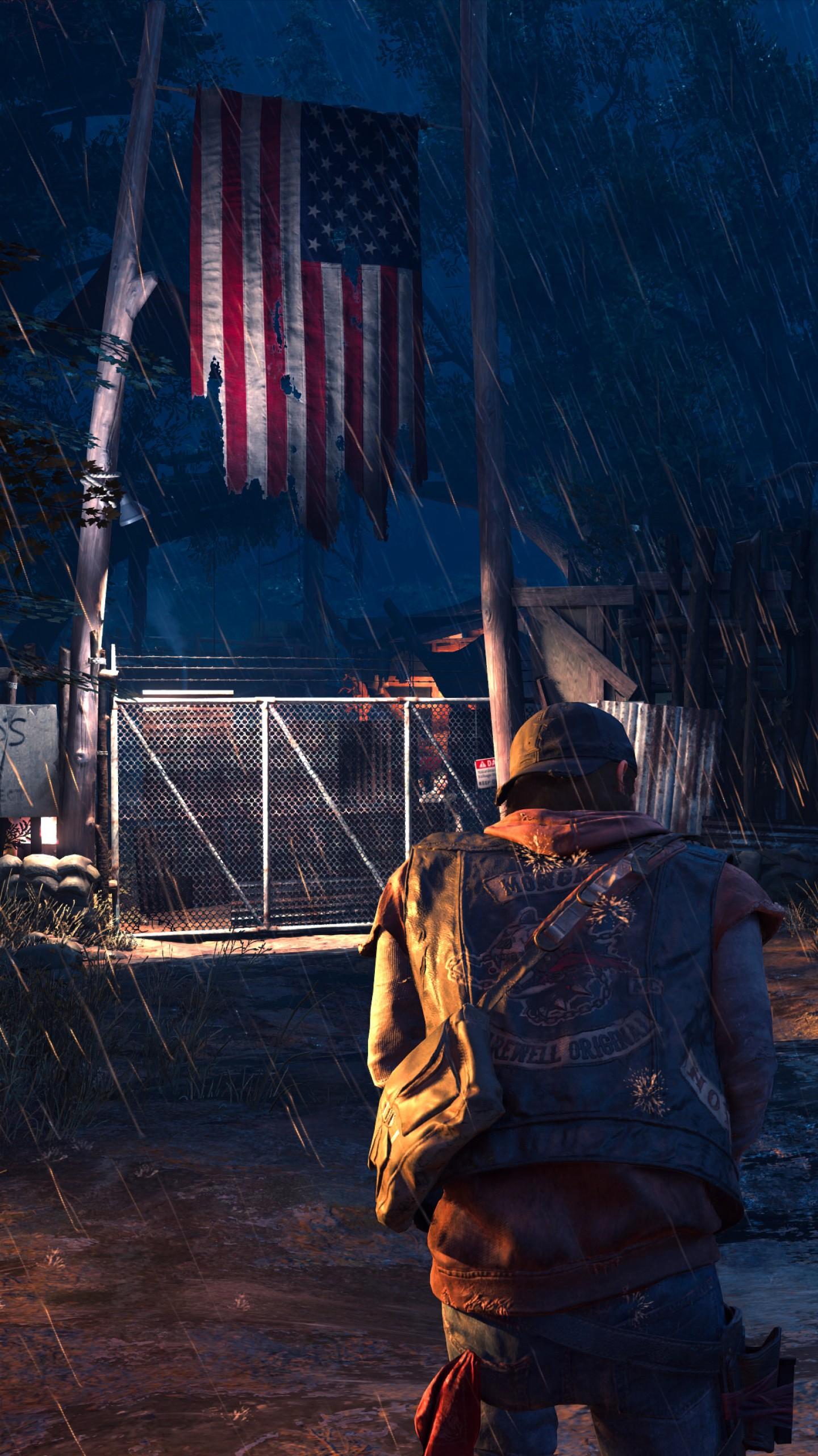 Wallpaper Days Gone, E3 2018, screenshot, 4K, Games #19016