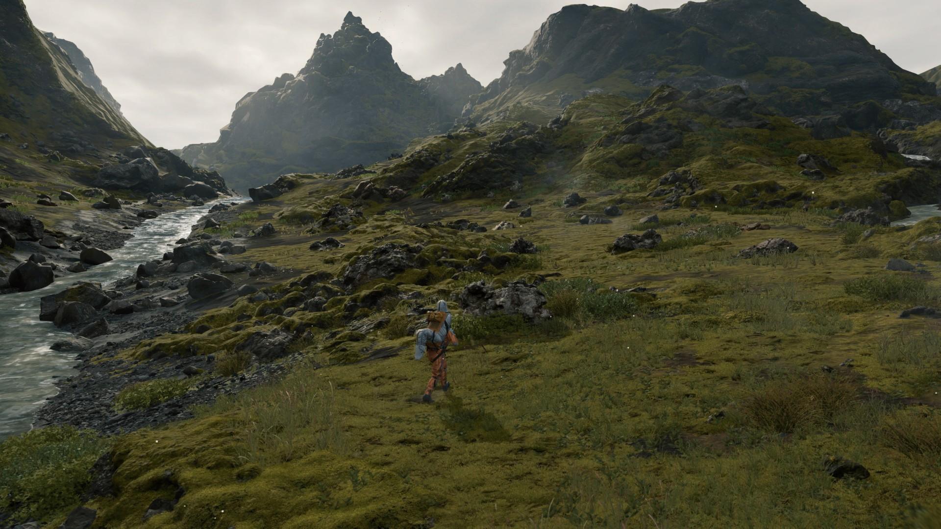 Wallpaper Death Stranding, E3 2018, screenshot, 4K, Games ...