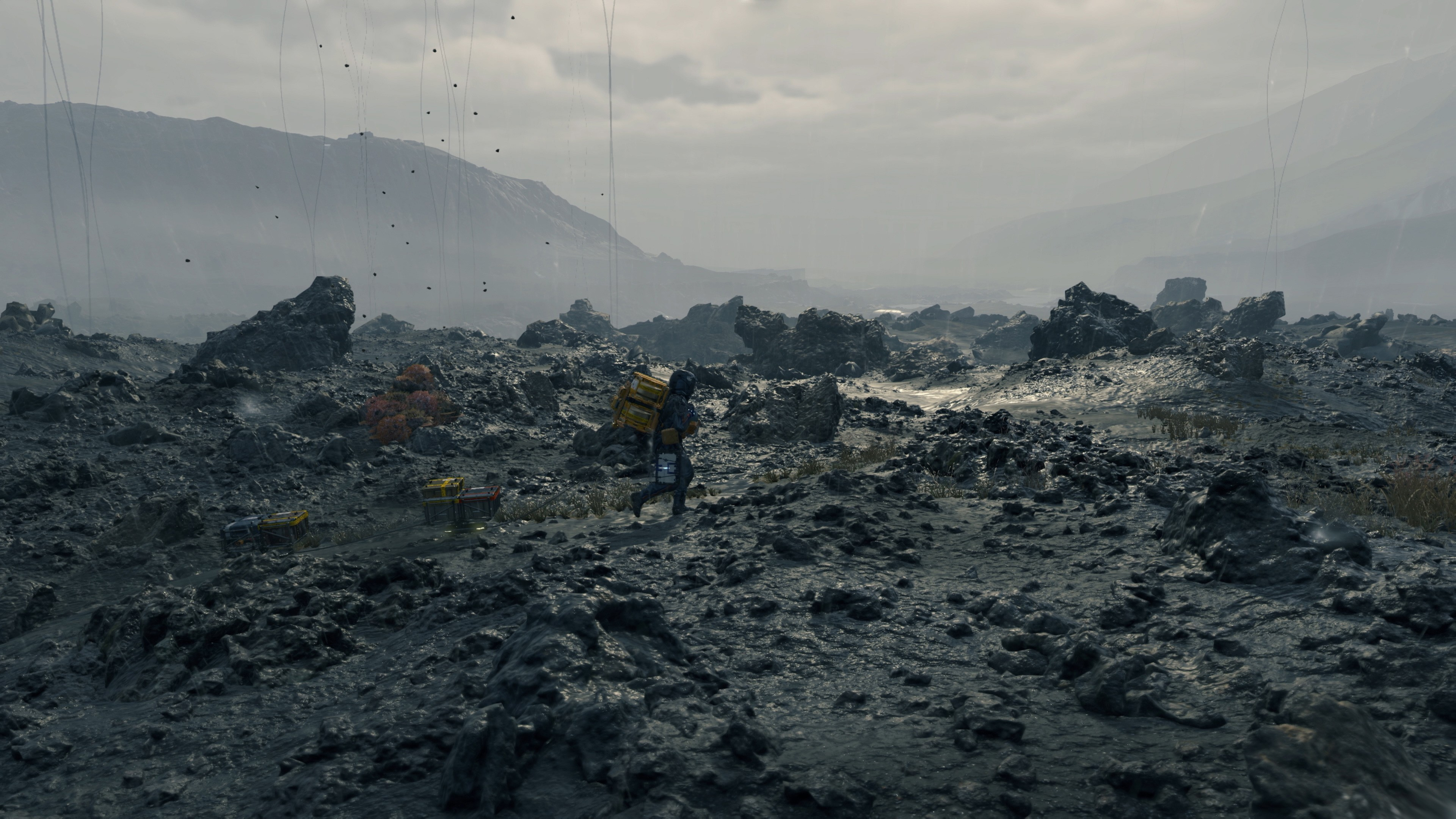 Wallpaper Death Stranding, E3 2018, screenshot, 4K, Games #19143Bring some HD wallpapers into your life  with WallpapersHome!