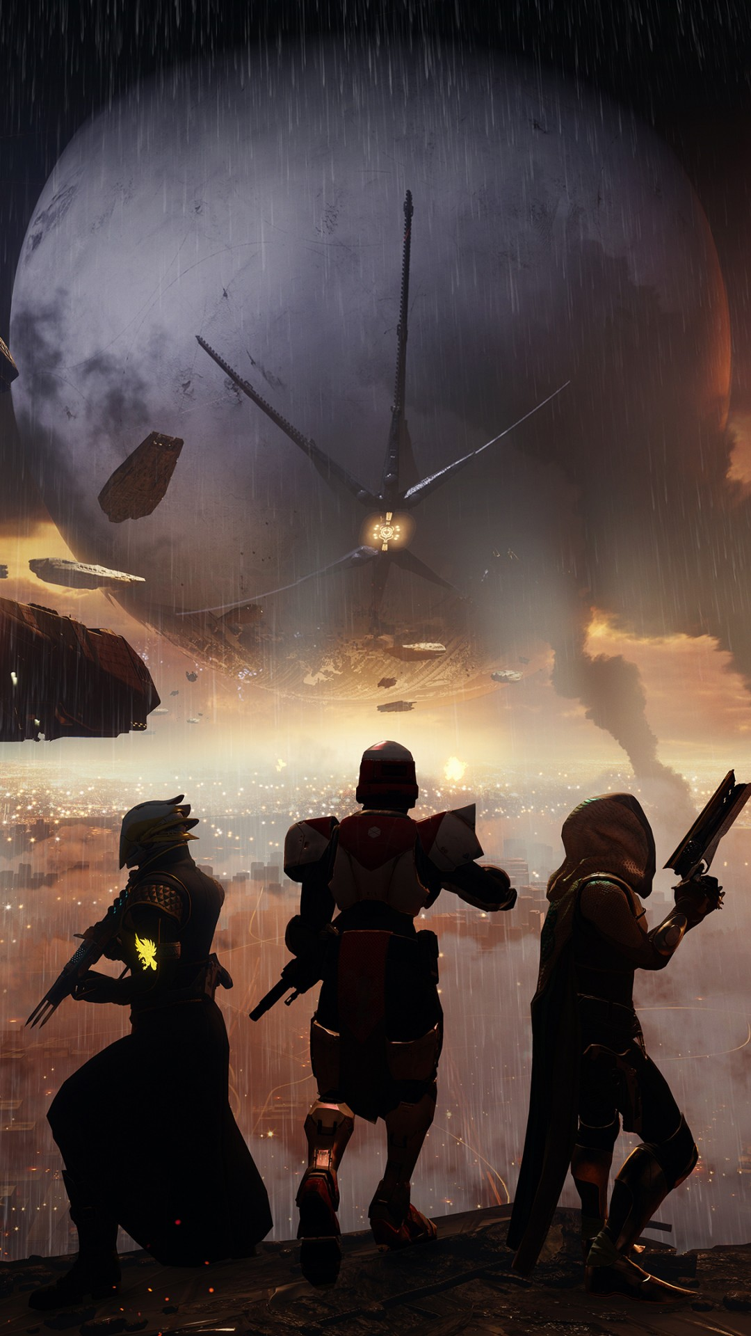 Wallpaper Destiny 2, 4k, E3 2017, screenshot, Games #14695