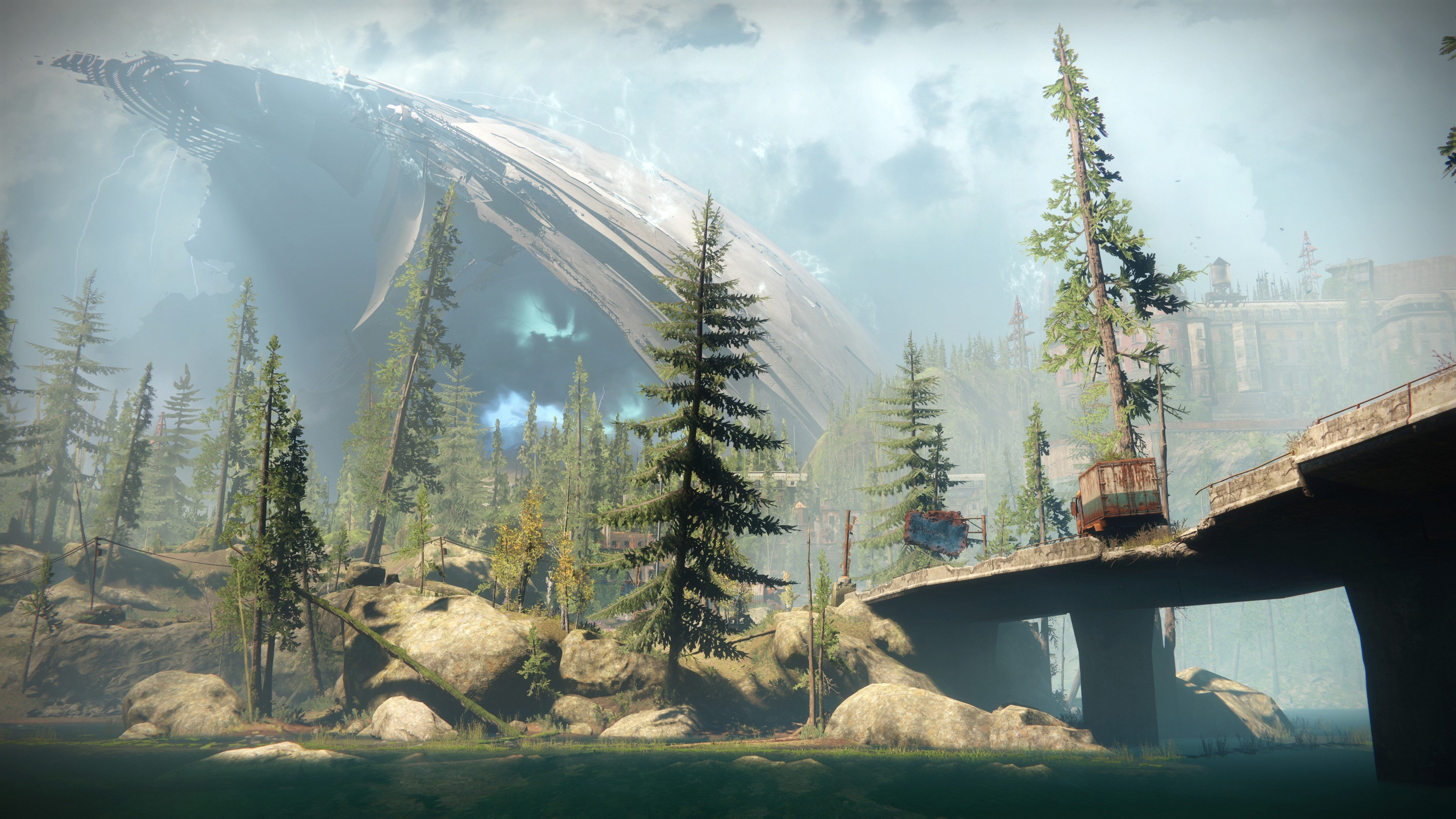 Wallpaper Destiny 2, 4k, screenshot, E3 2017, Games #13699