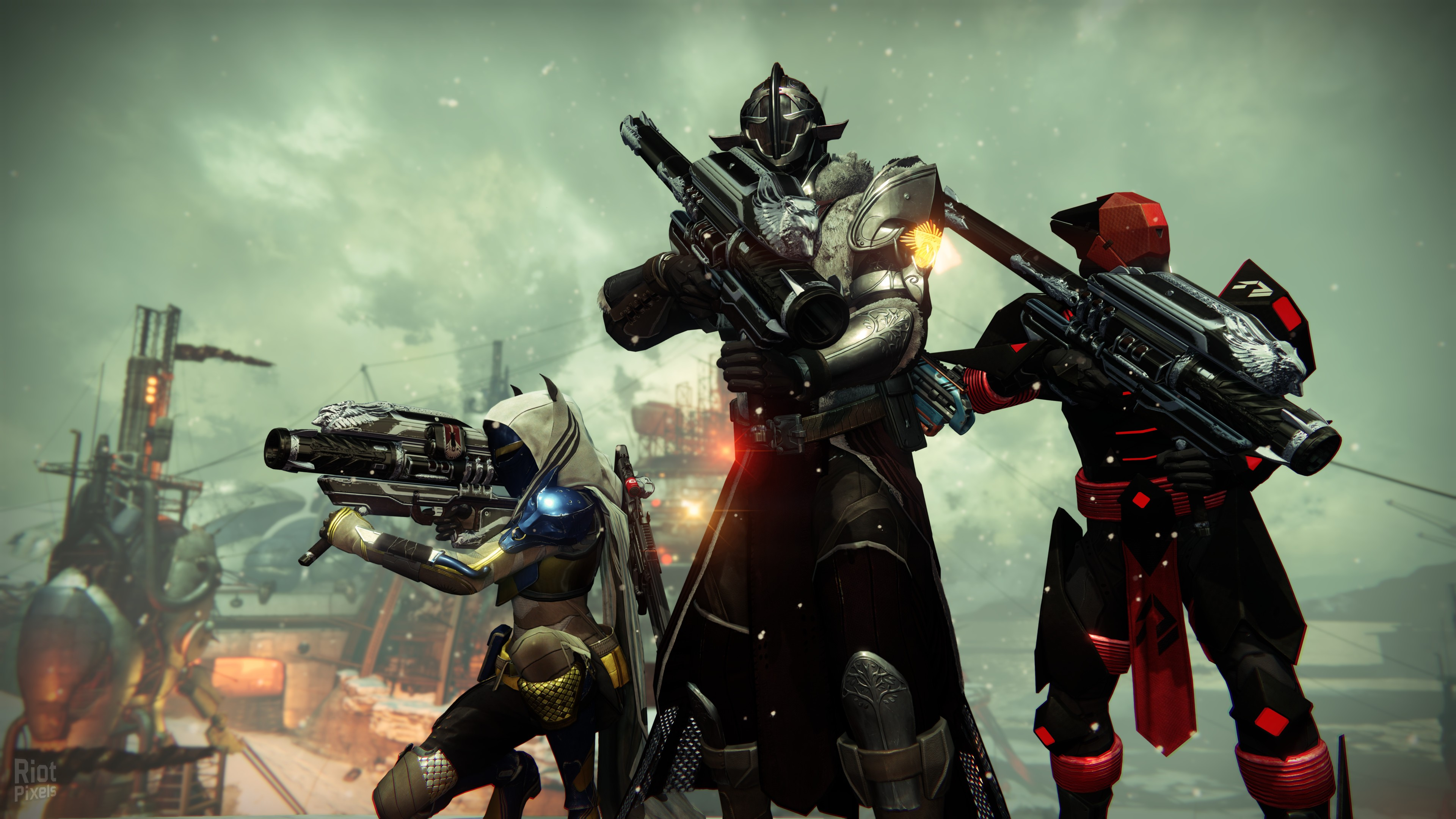 Wallpaper Destiny Rise Of Iron Pc Playstation 3 Playstation 4