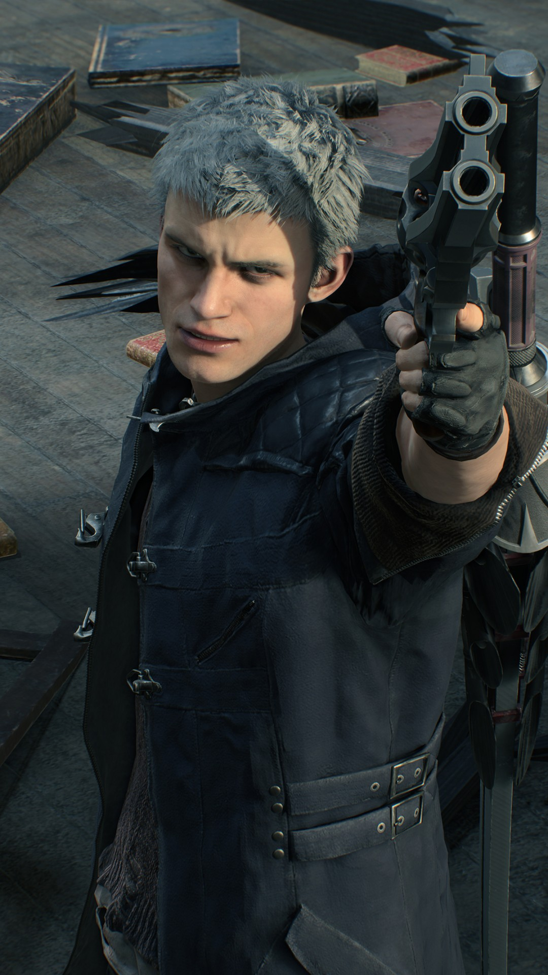 wallpaper devil may cry 5  e3 2018  screenshot  4k  games  18987