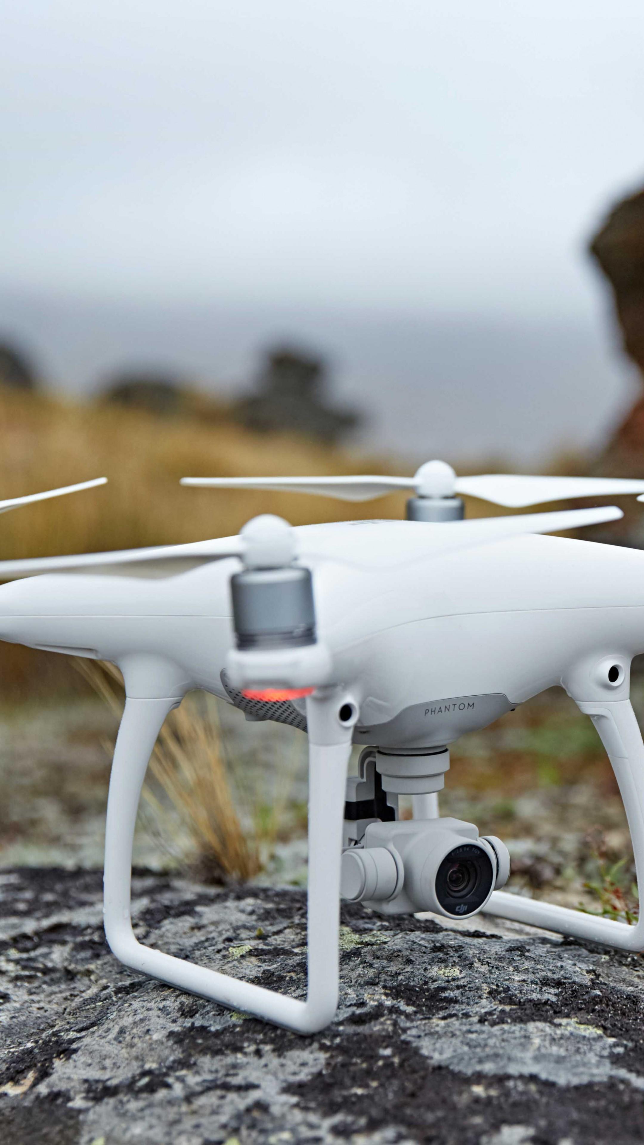 Wallpaper Dji Phantom 4 Drone Quadcopter Phantom