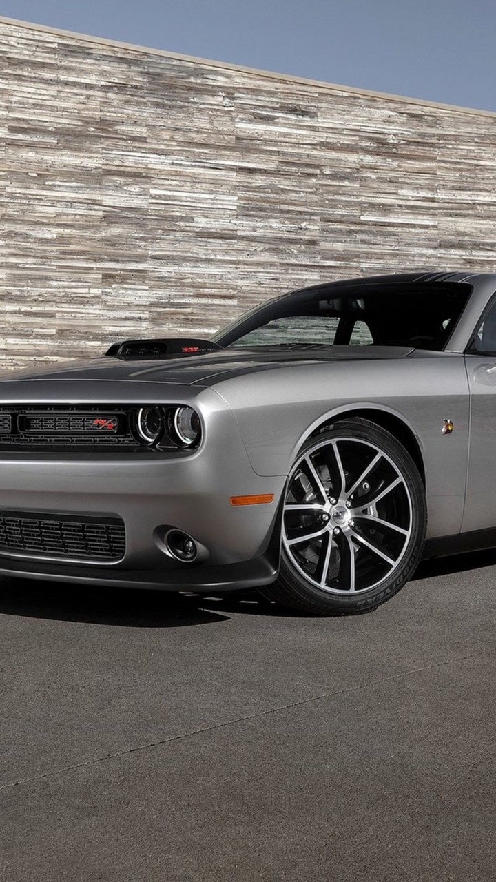 Wallpaper Dodge Challenger SRT Hellcat, Top Supercars 2015 ...