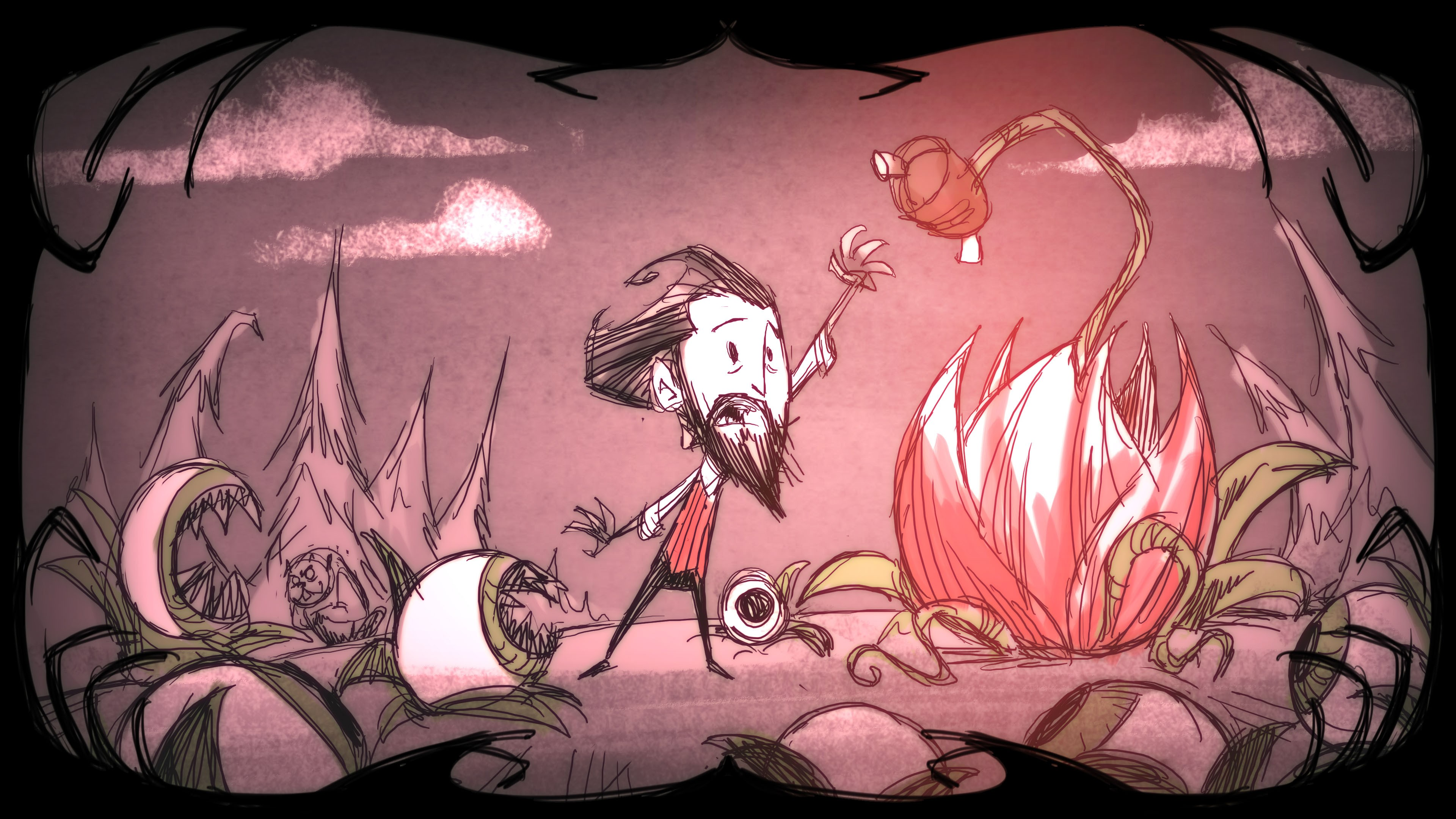 Wallpaper Don T Starve Shipwrecked Best Games Fairy