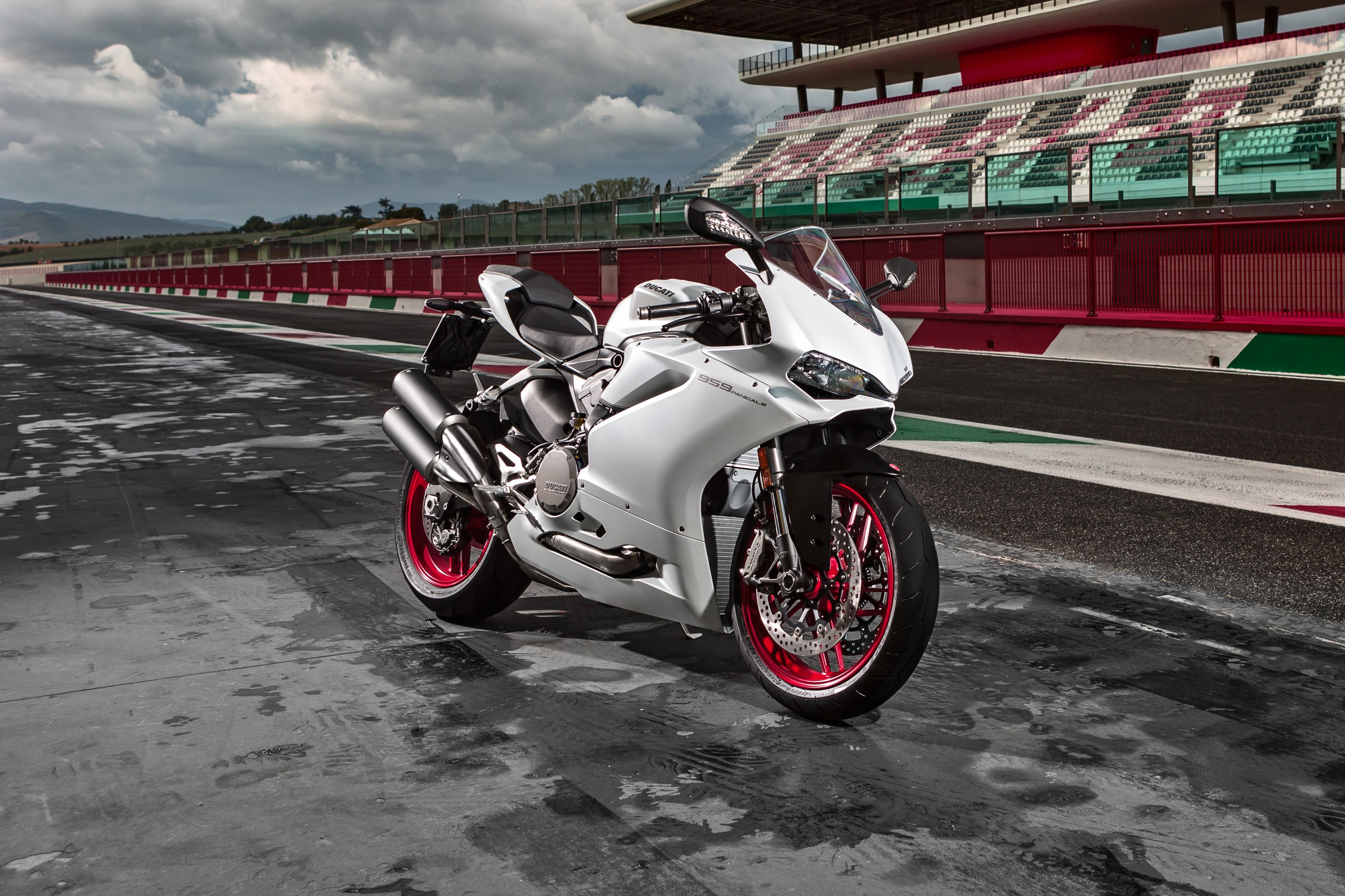 Wallpaper Ducati 959 Panigale Turing Bike 2016 Best
