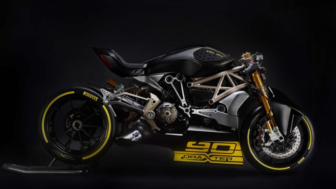 Wallpaper Ducati Draxter Verona Motor Bike Expo 2016 Cars Bikes